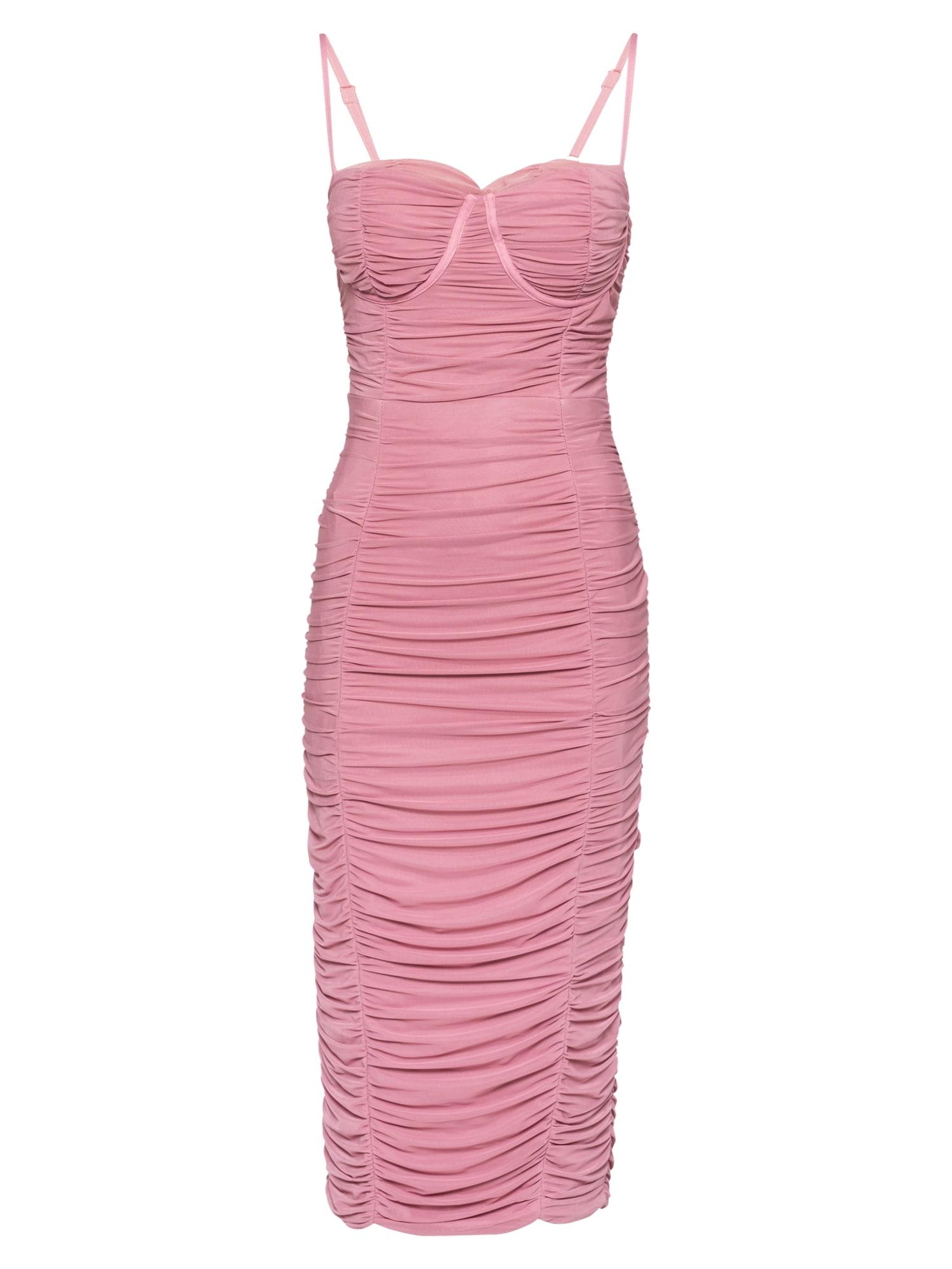 CLUB L LONDON Suknelė rožinė