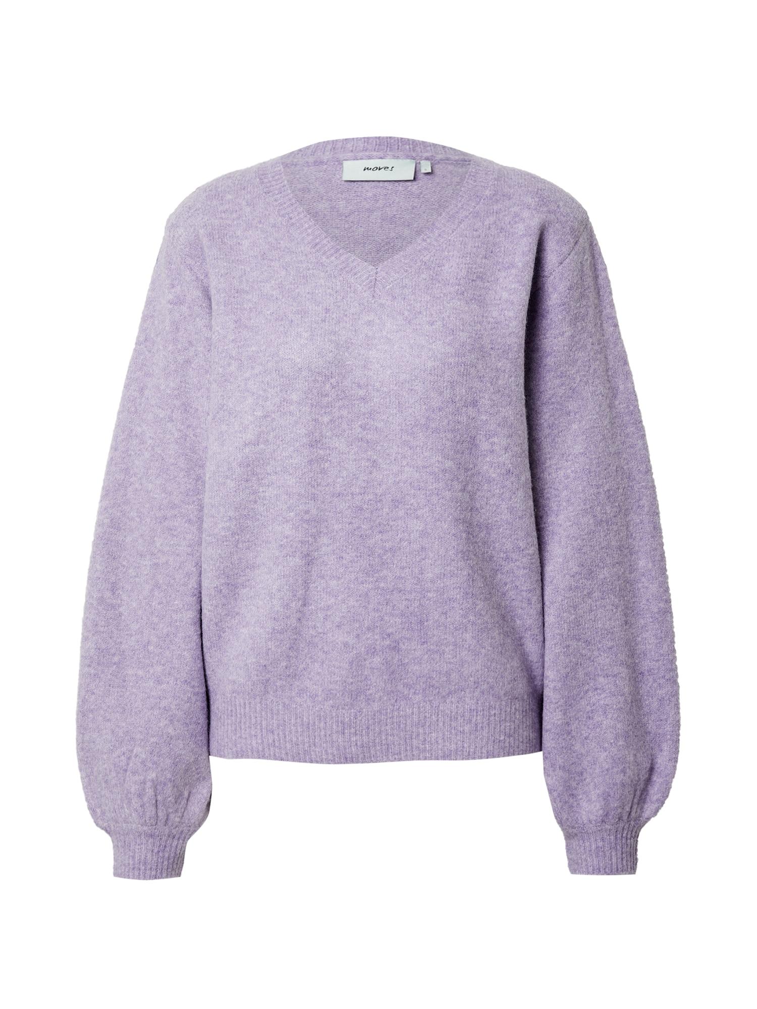 Moves Megztinis šviesiai violetinė