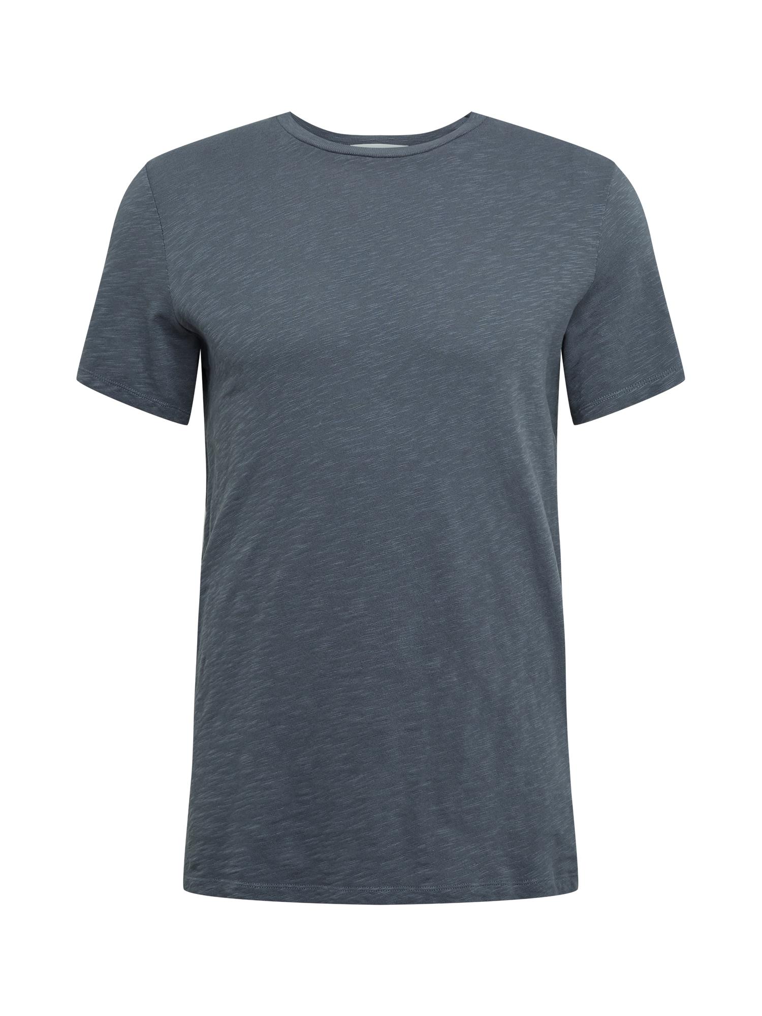 AMERICAN VINTAGE Marškinėliai 'Bysapick' tamsiai pilka