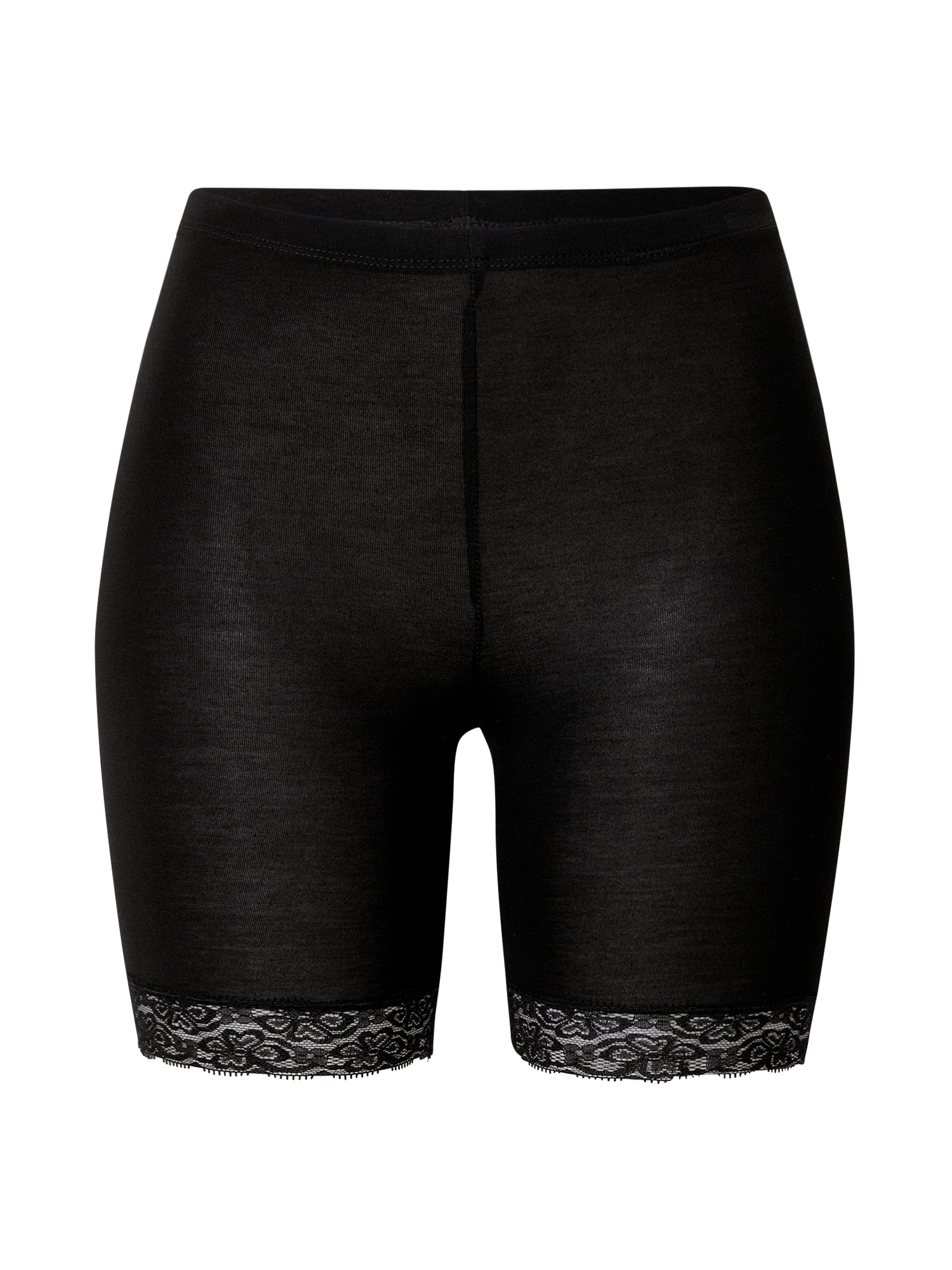 b.young Kelnės 'PAMULA' juoda