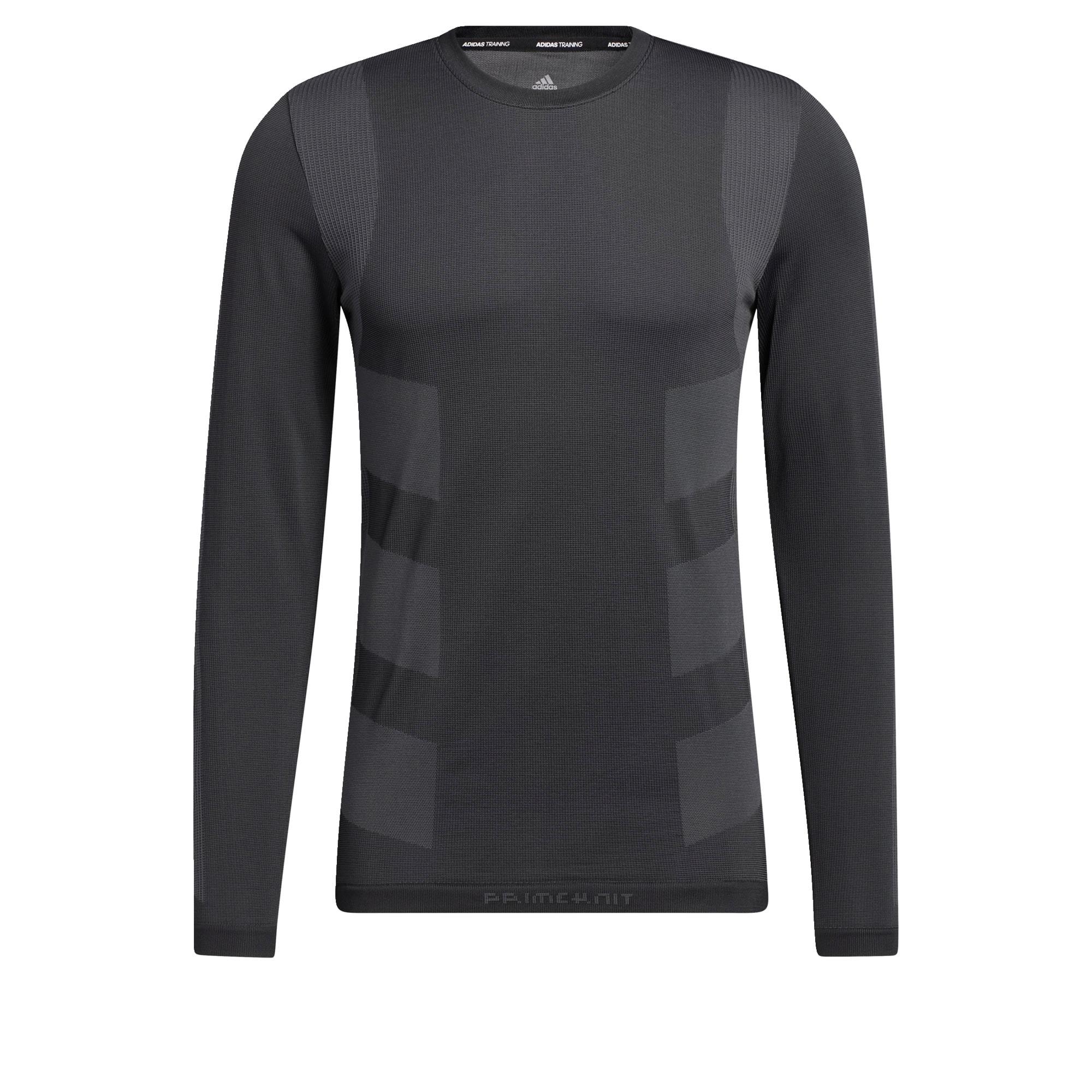 ADIDAS PERFORMANCE Sportiniai marškinėliai pilka / tamsiai pilka