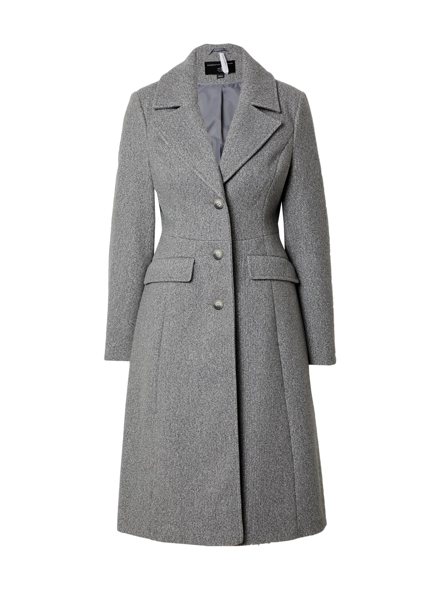 Dorothy Perkins Demisezoninis paltas margai pilka