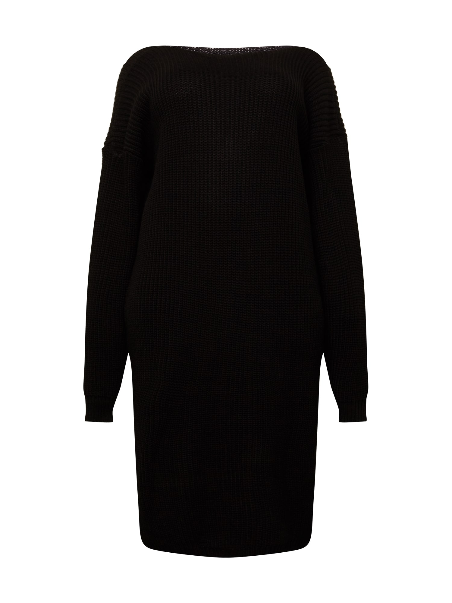 GLAMOROUS CURVE Megzta suknelė