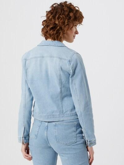 Vero Moda Faith Long Sleeve Slim Fit Denim Jacket