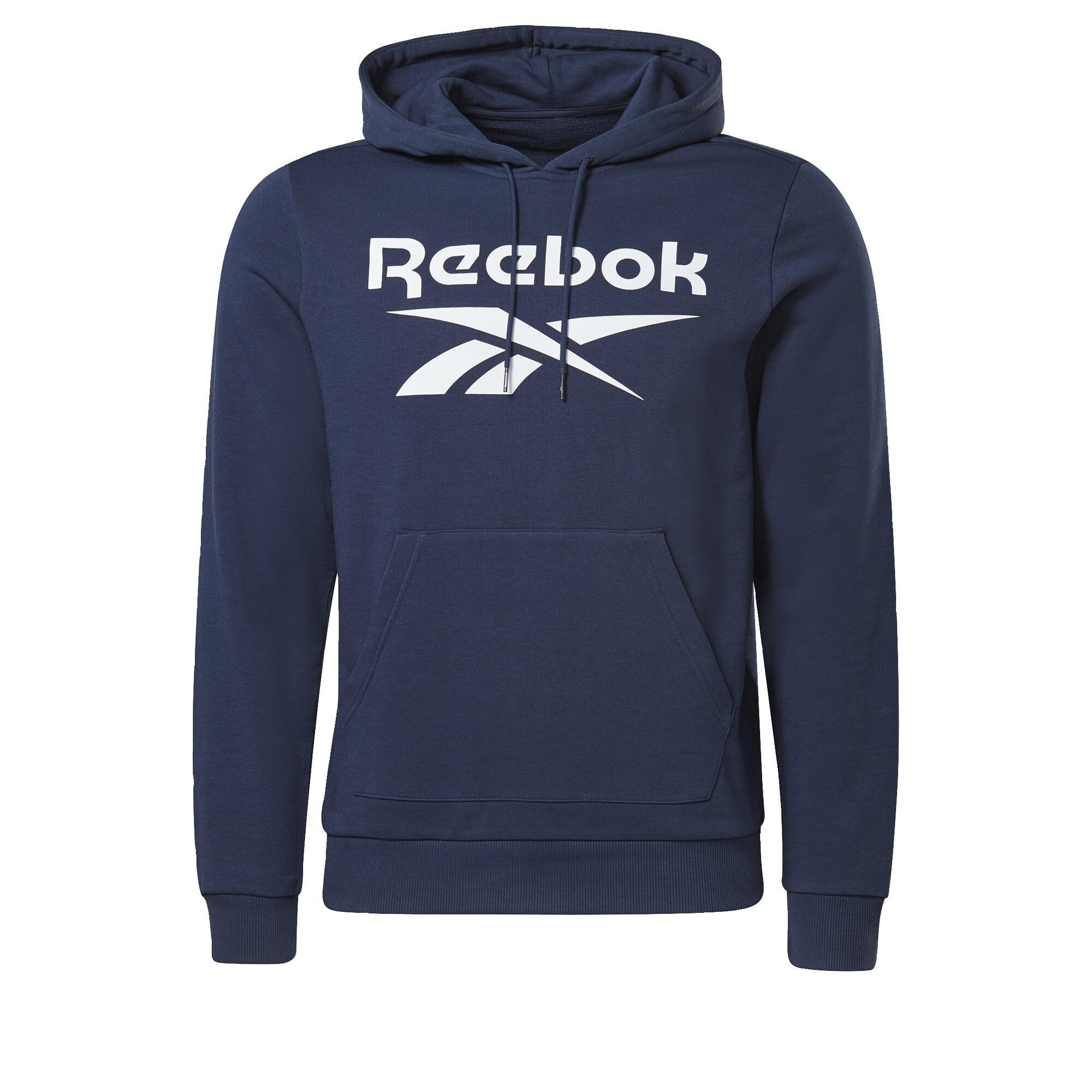 Reebok Classic Sportinio tipo megztinis balta / tamsiai mėlyna