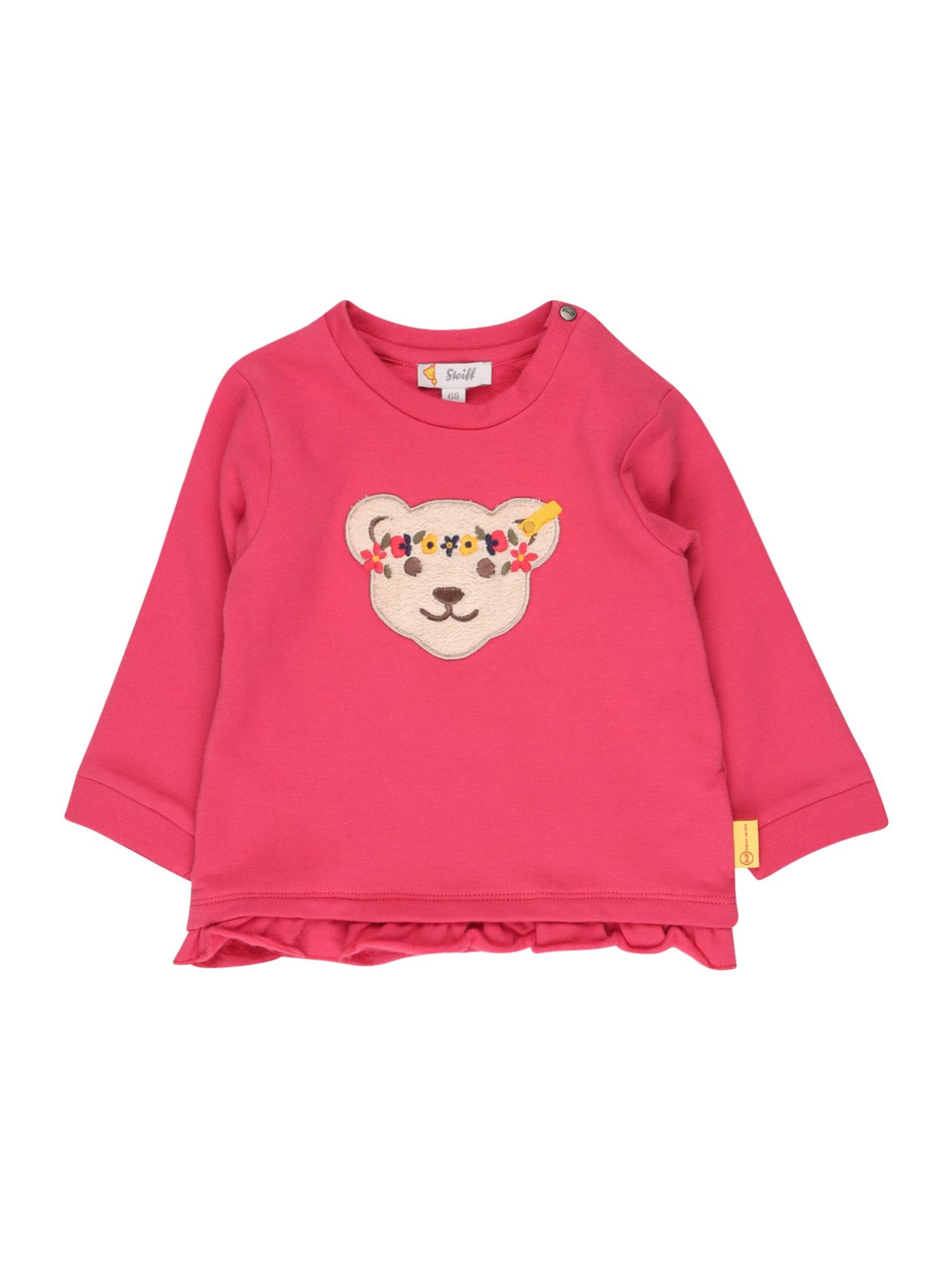 Steiff Collection Mikina  pink