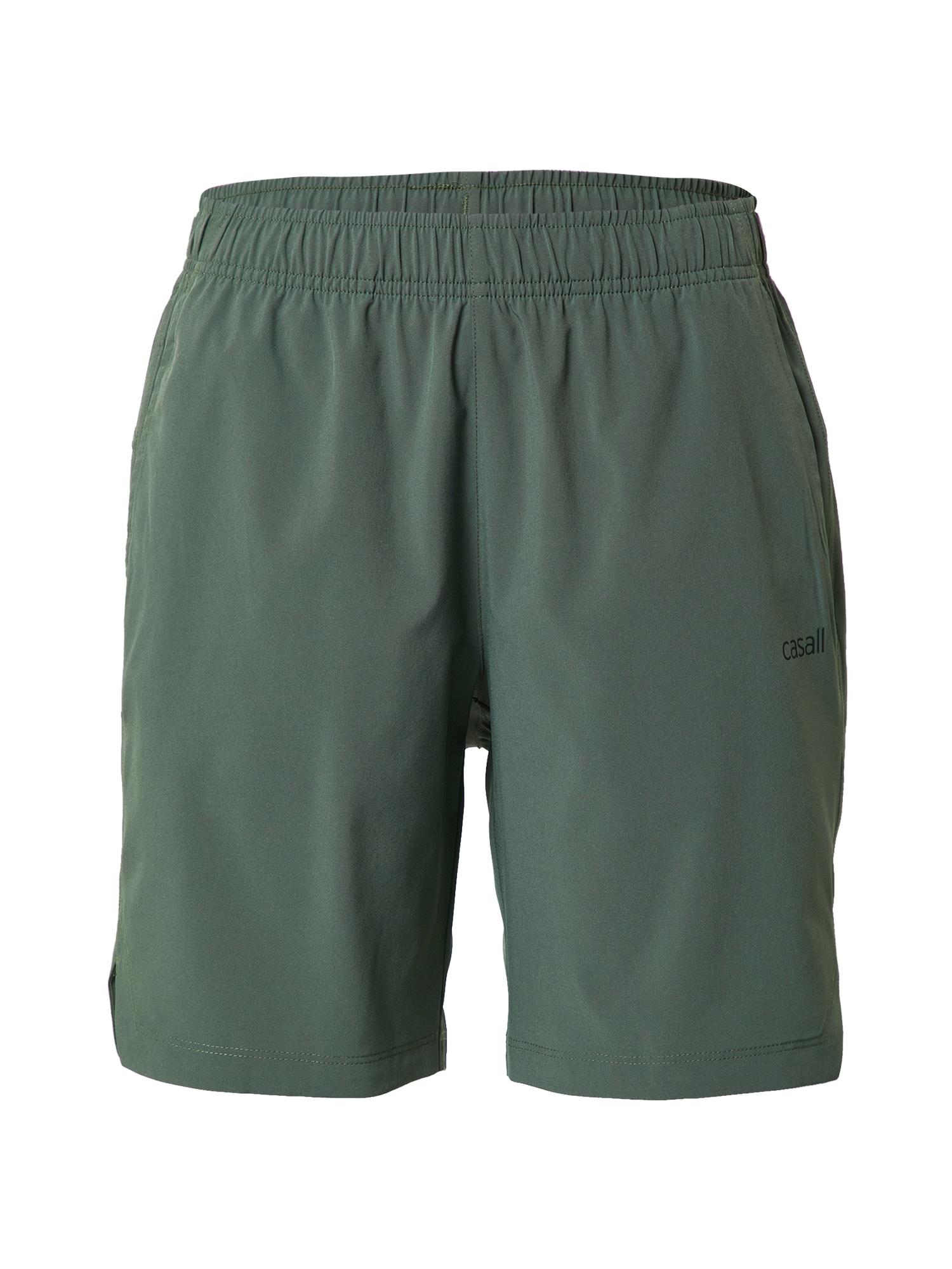 Casall Sportinės kelnės smaragdinė spalva