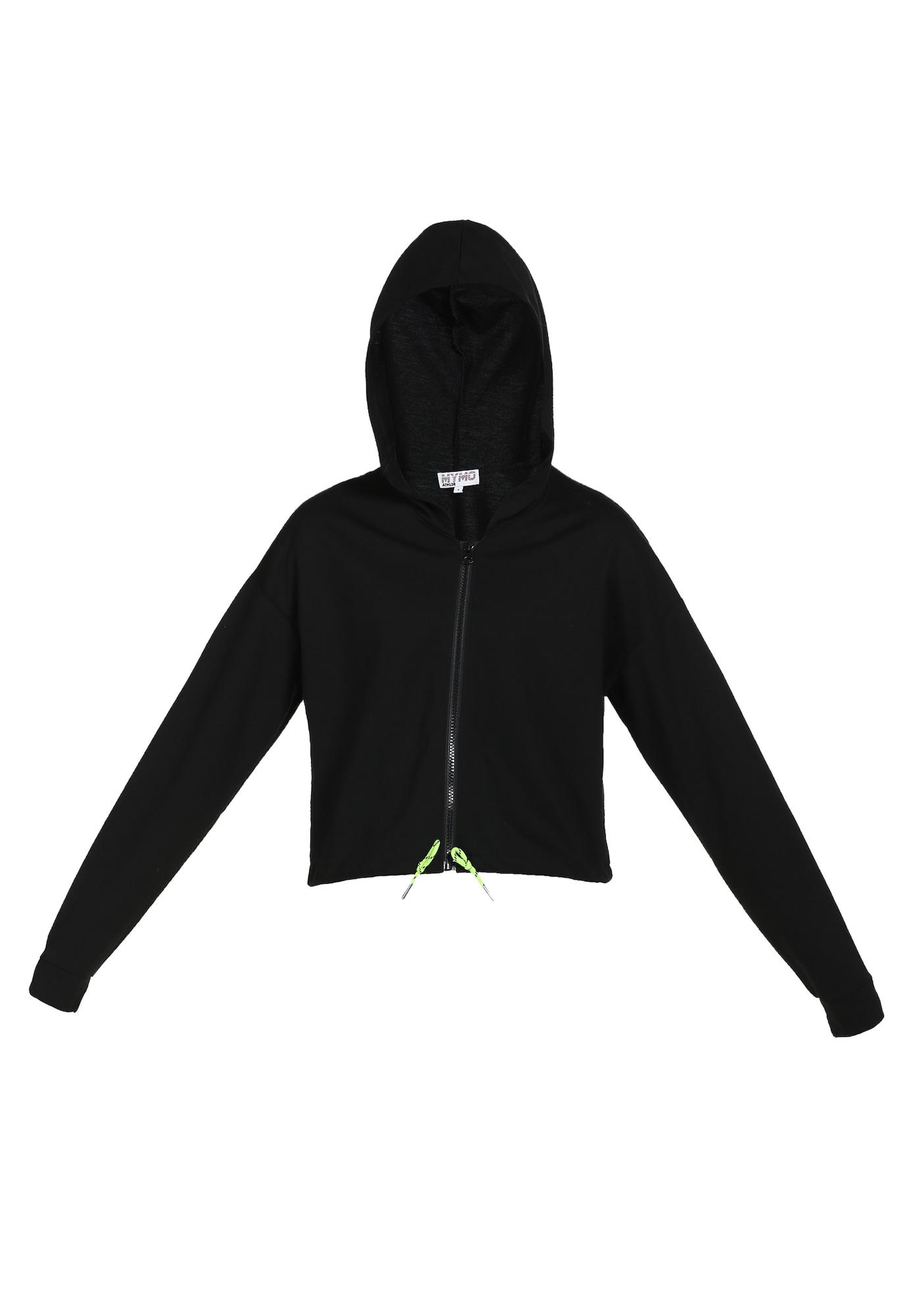 myMo ATHLSR Sportinis džemperis juoda