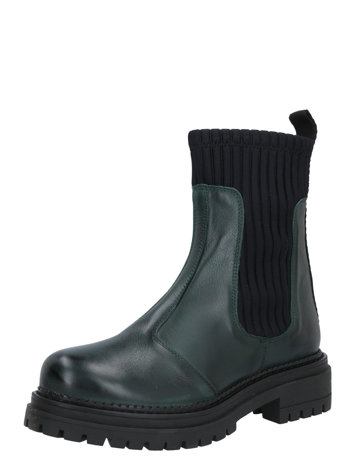"""Ca Shott """"Chelsea"""" batai tamsiai žalia"""
