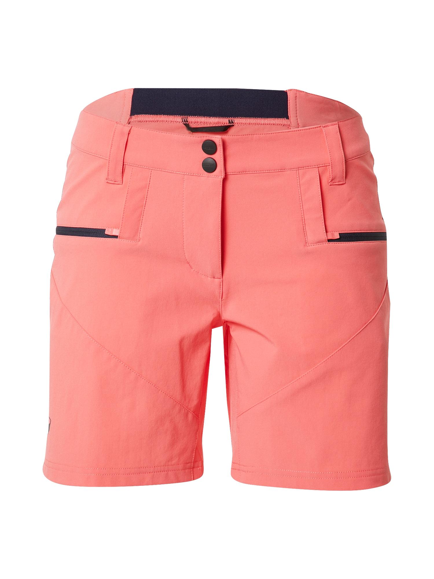 ZIENER Sportovní kalhoty 'Nugla X-Function'  melounová