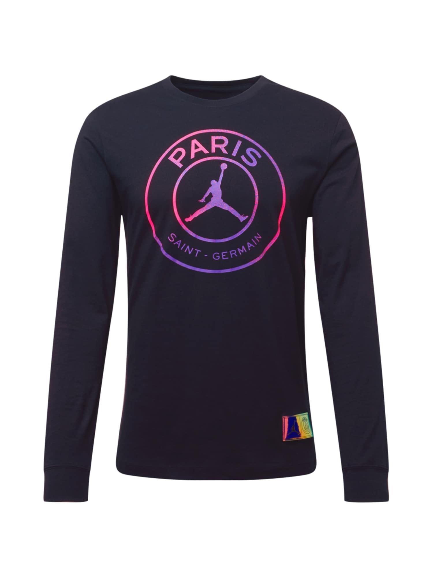 Jordan Marškinėliai juoda