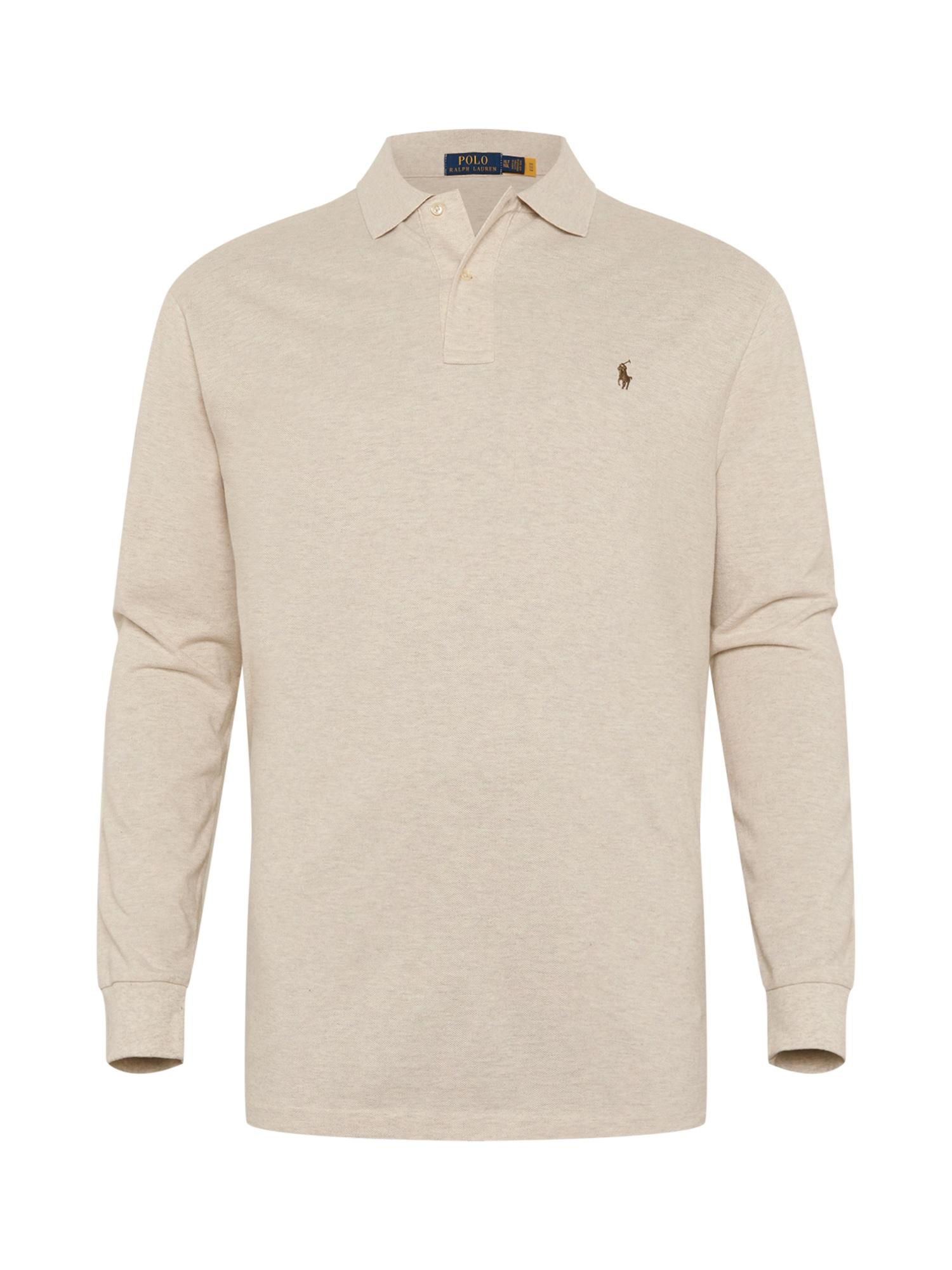 POLO RALPH LAUREN Marškinėliai rausvai pilka