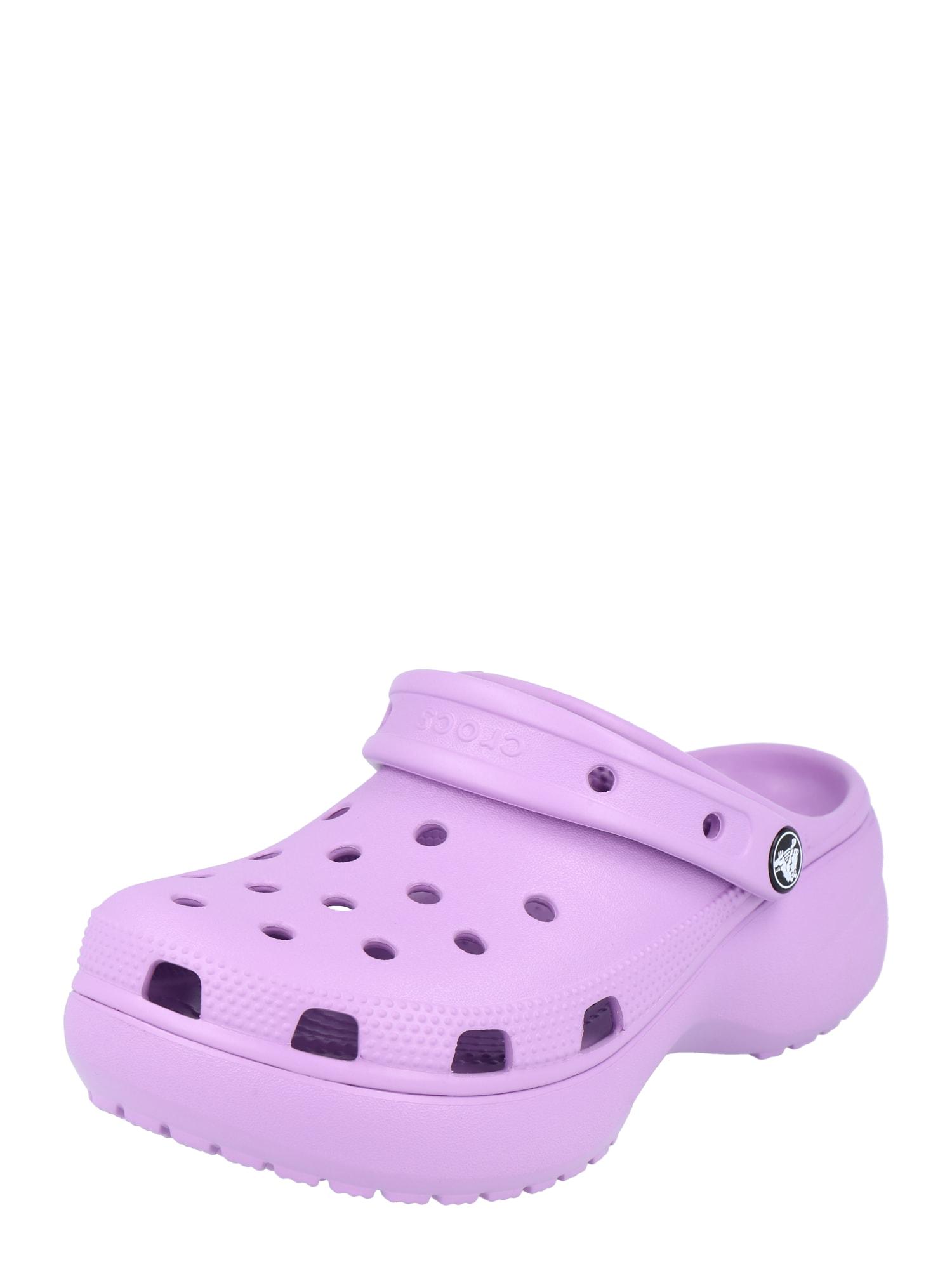 Crocs Klumpės šviesiai violetinė