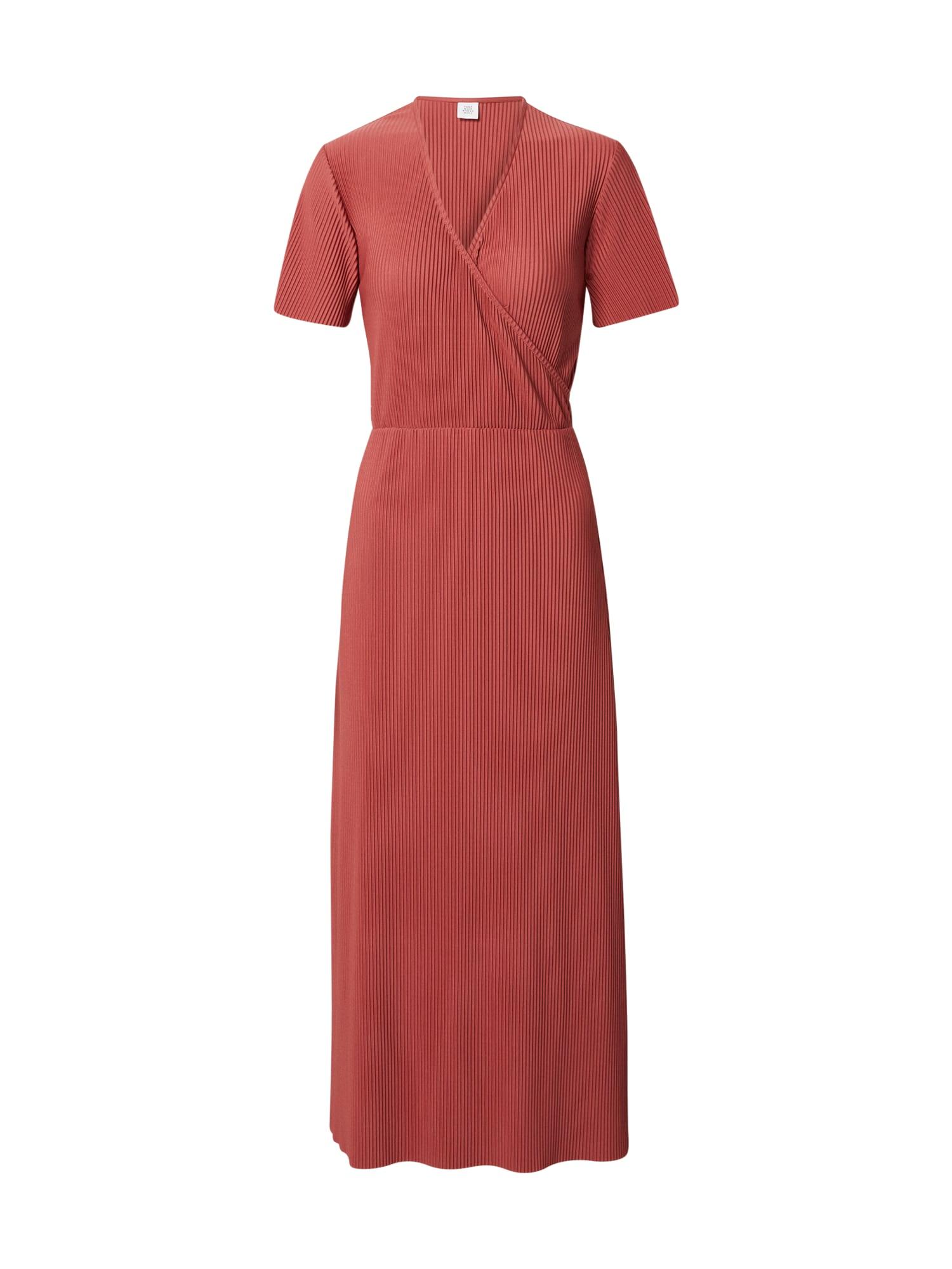 Kauf Dich Glücklich Suknelė raudona