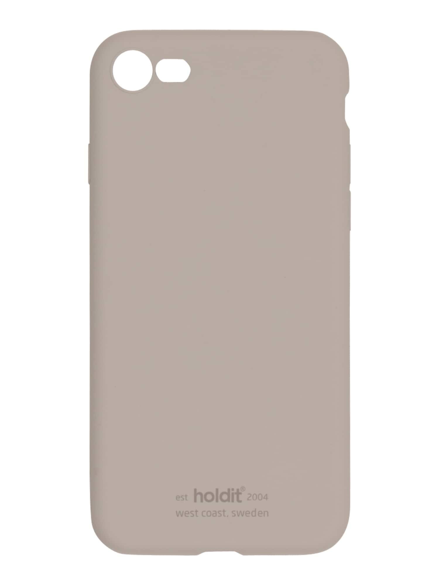 Holdit Išmaniojo telefono dėklas rausvai pilka