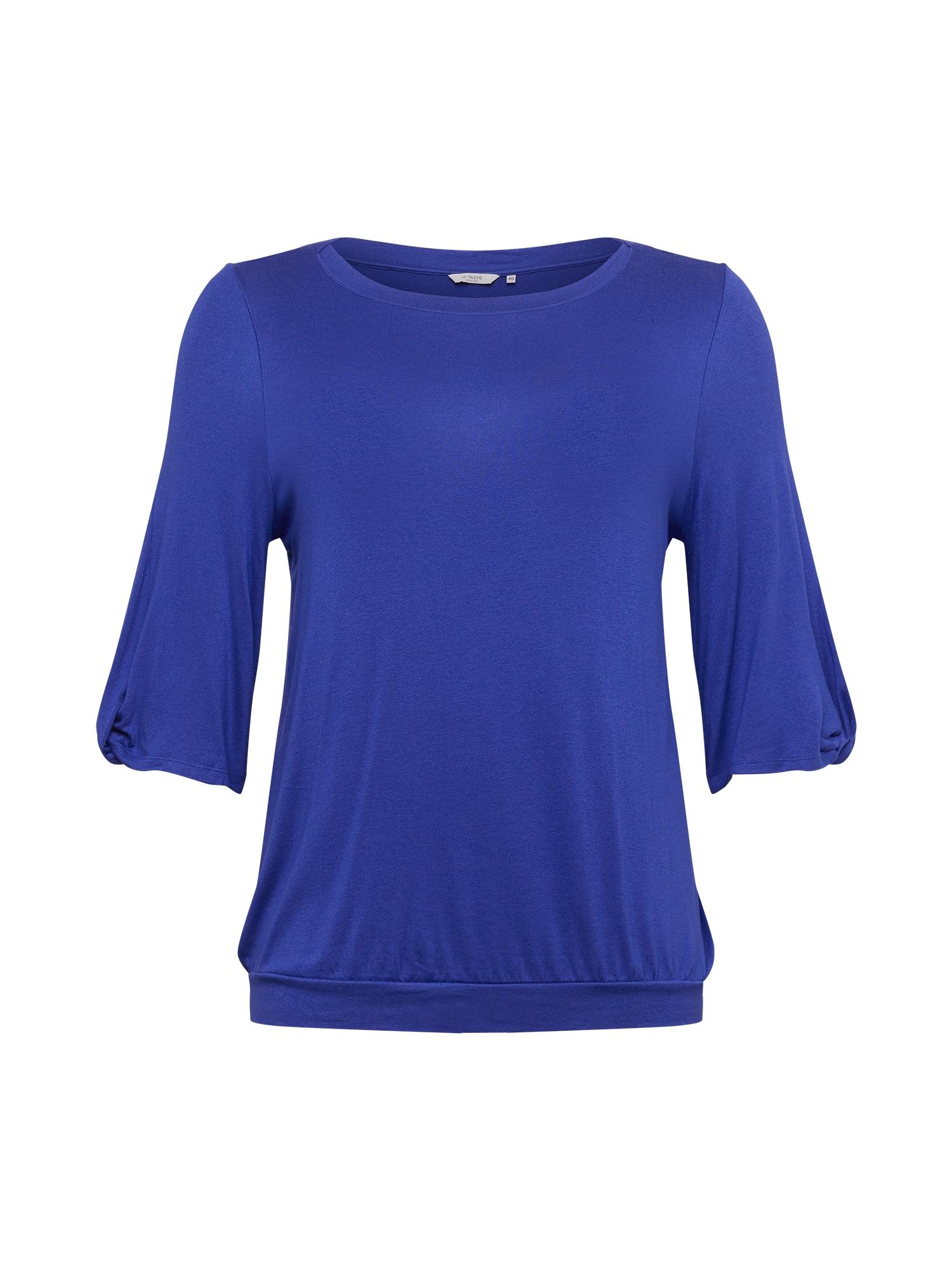 MY TRUE ME Marškinėliai mėlyna
