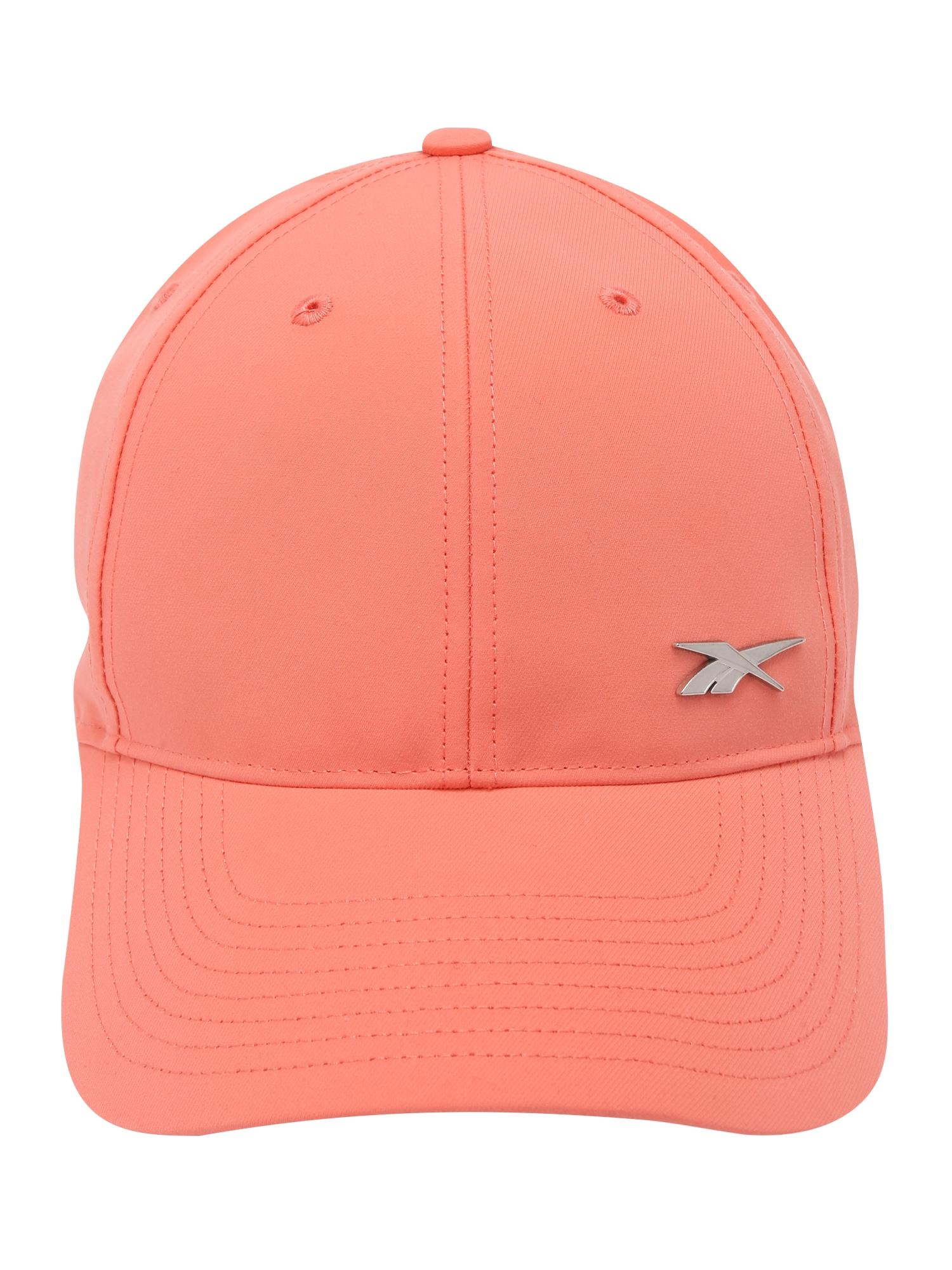 REEBOK Sportinė kepurė koralų splava