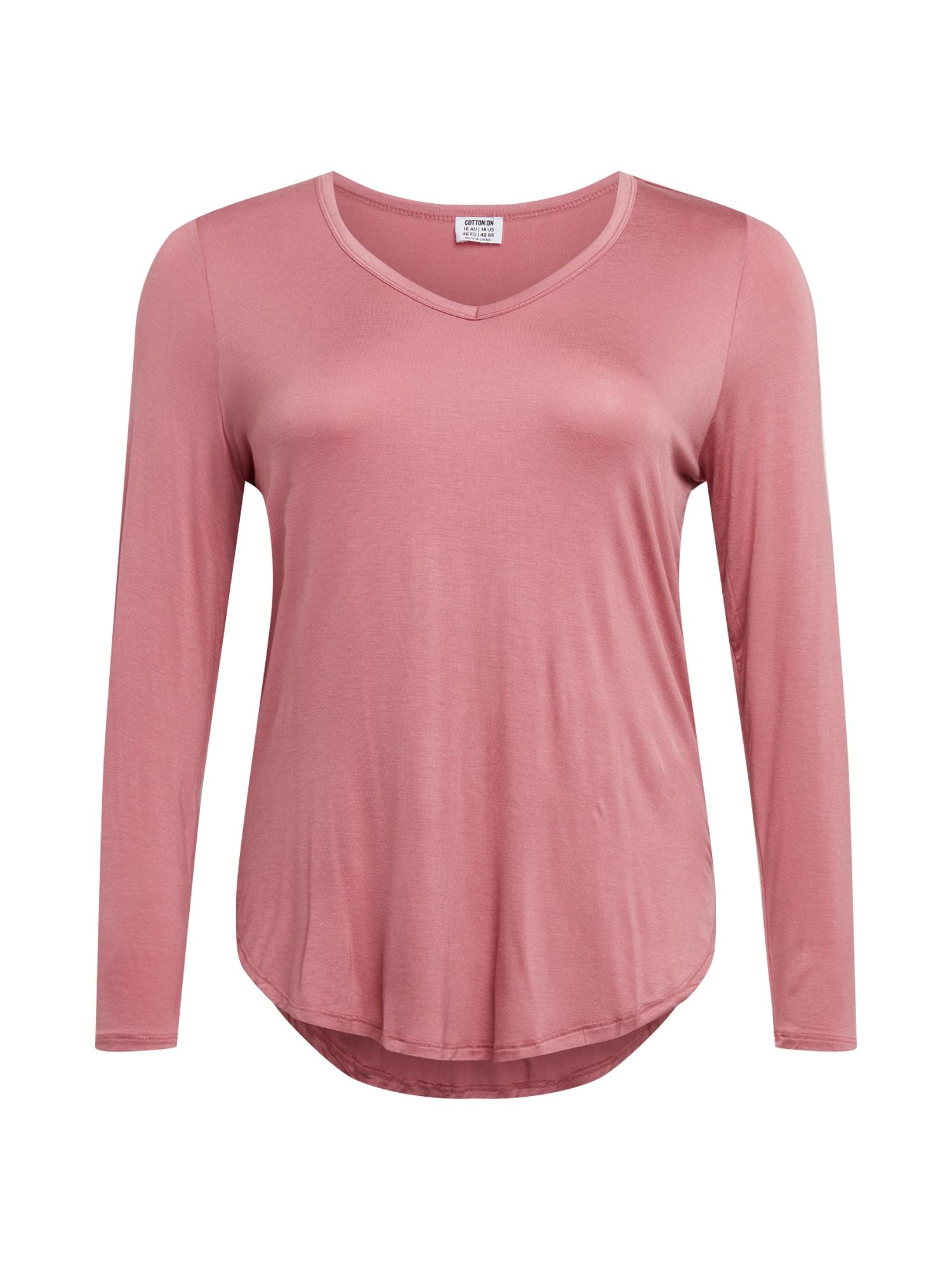 Cotton On Tričko 'Karly'  pink