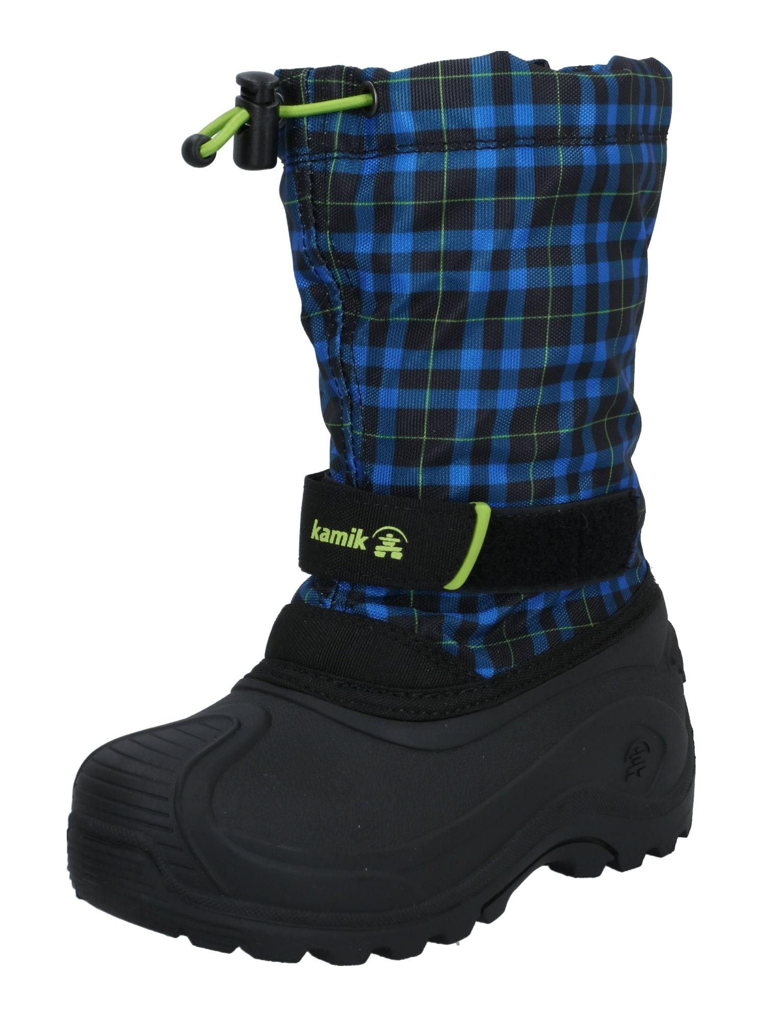 Kamik Sportovní boty 'FINLEY'  námořnická modř / černá