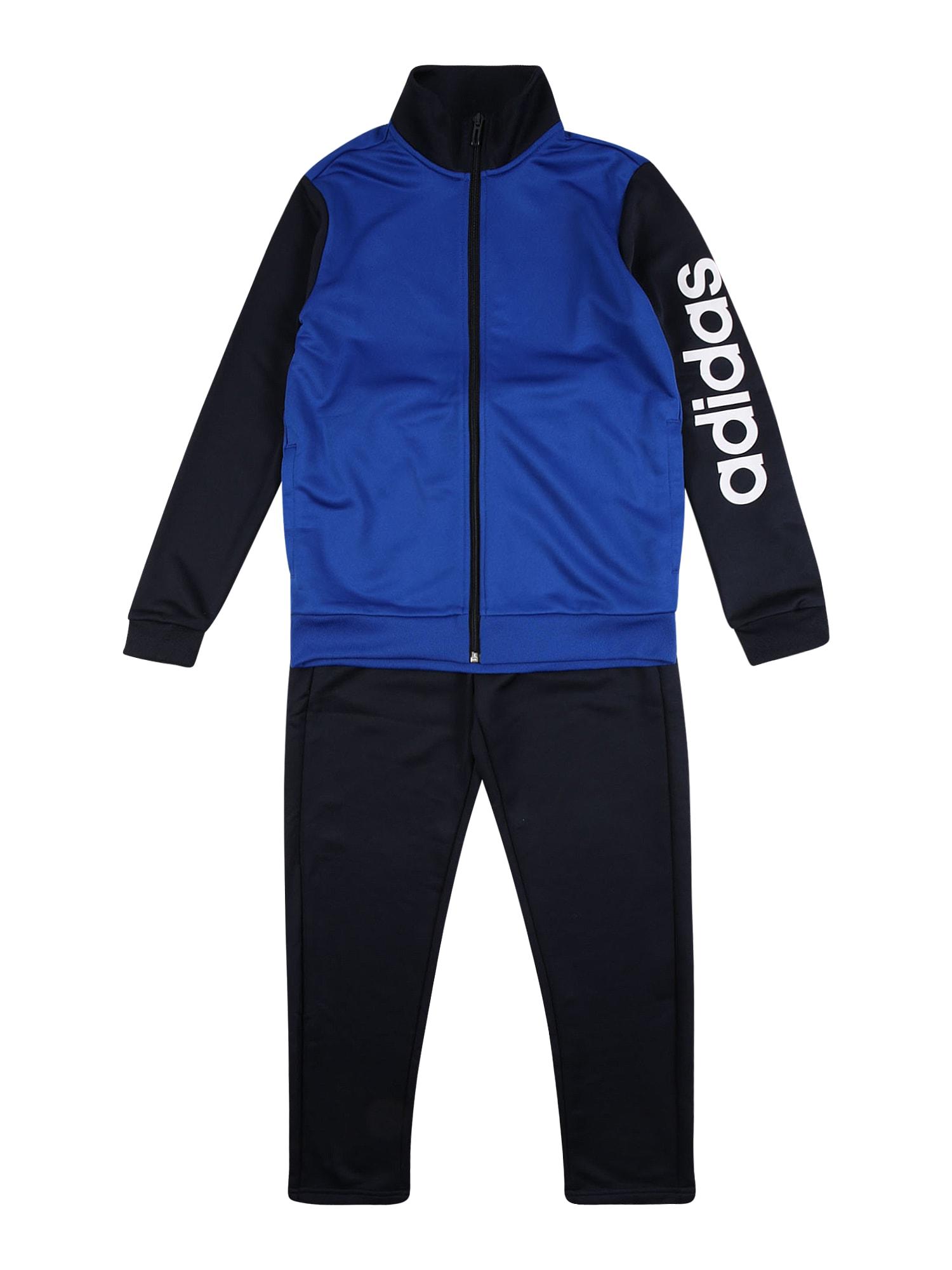 """ADIDAS PERFORMANCE Sportinis kostiumas 'Pes' sodri mėlyna (""""karališka"""") / nakties mėlyna"""