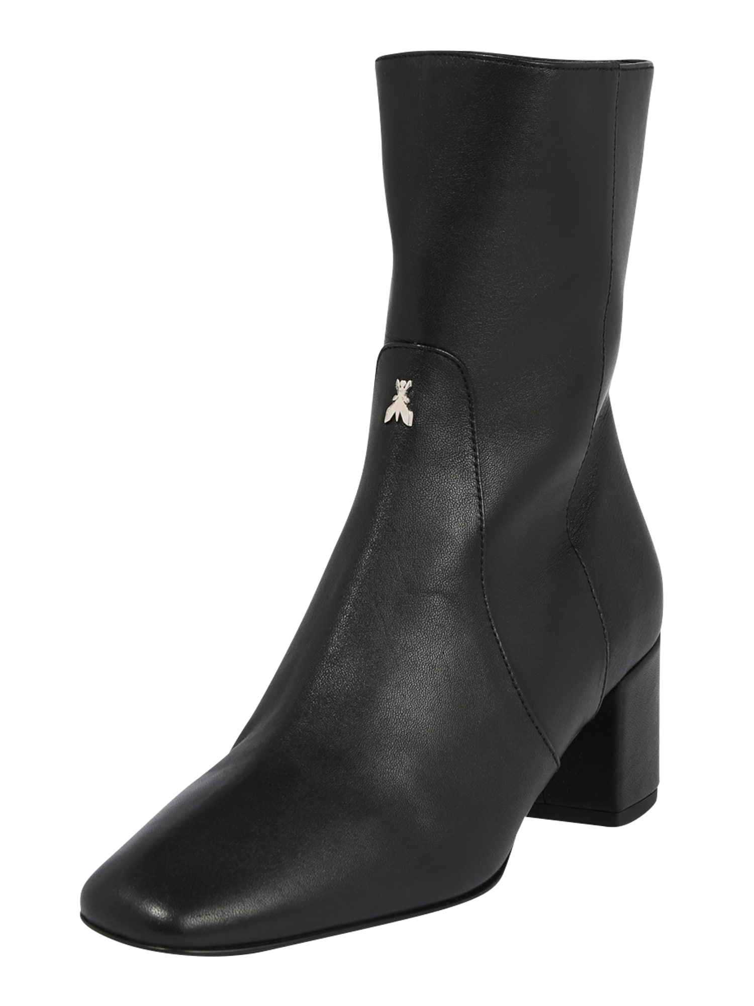 PATRIZIA PEPE Nízke čižmy 'Stivali'  čierna