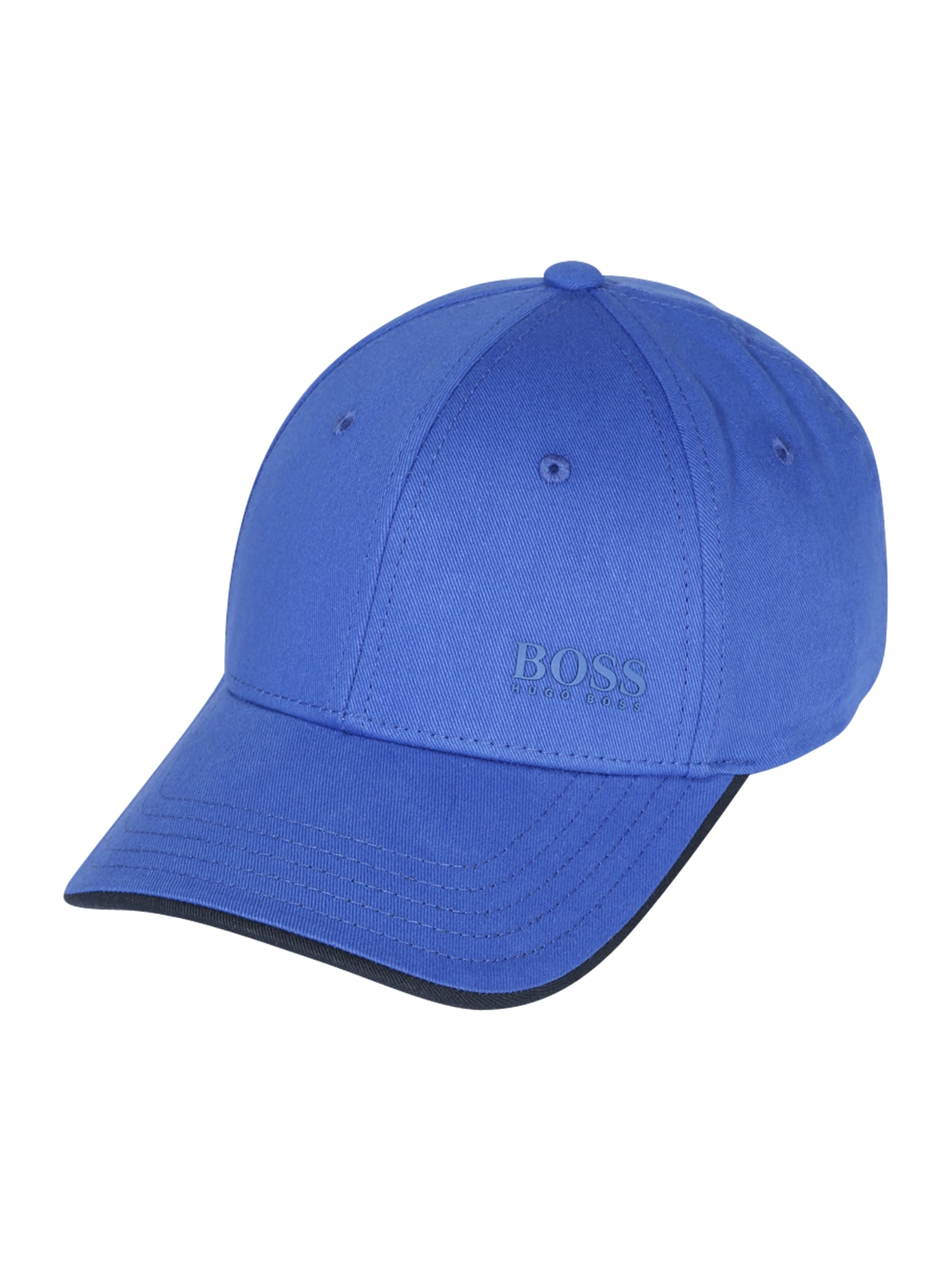 """BOSS Kepurė sodri mėlyna (""""karališka"""")"""