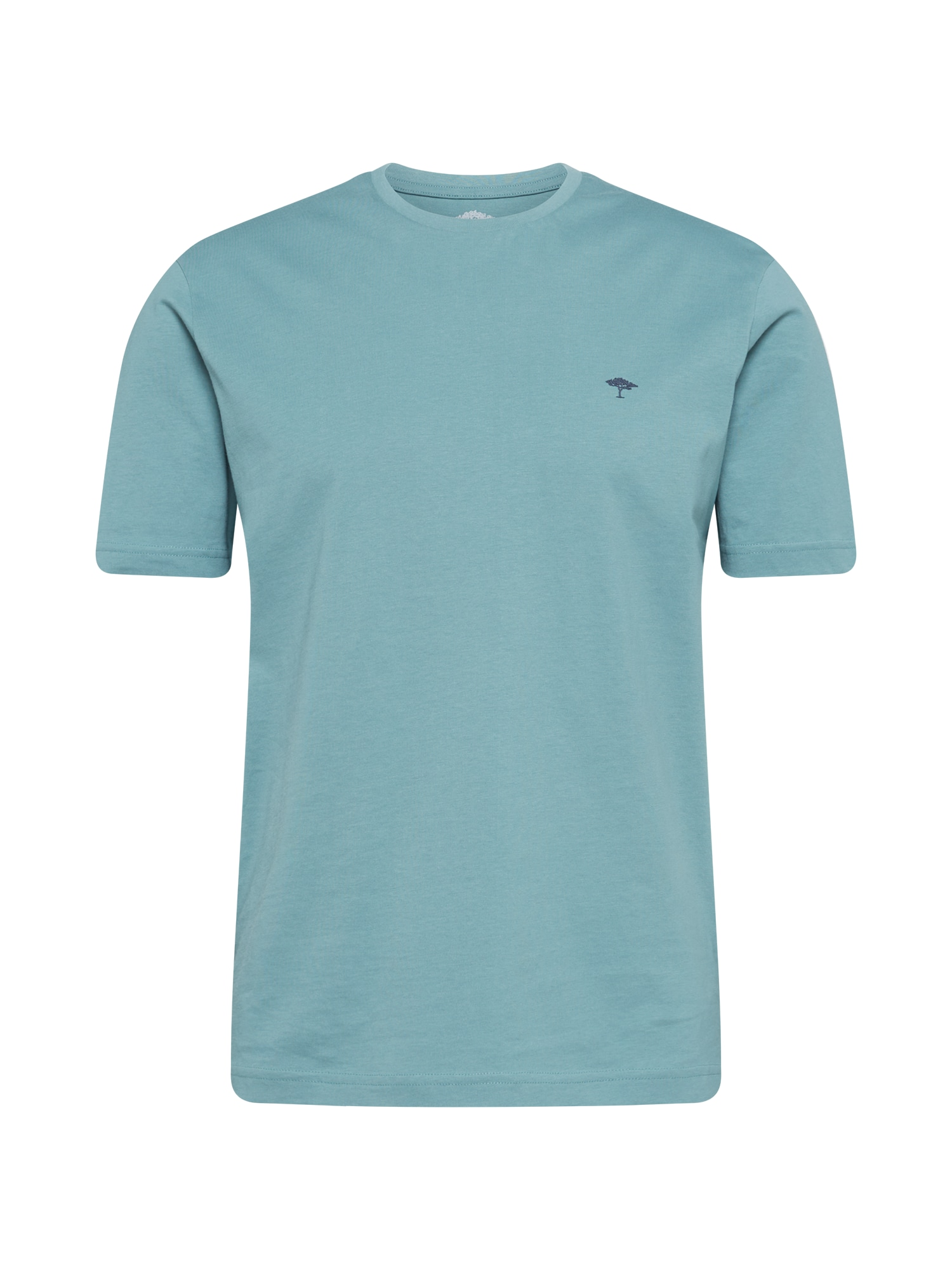 FYNCH-HATTON Marškinėliai nefrito spalva