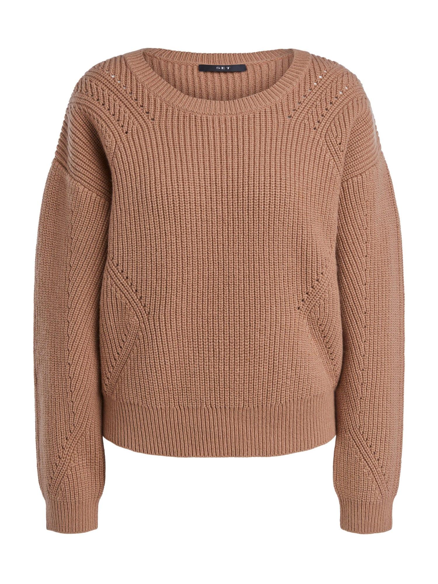 SET Megztinis kupranugario