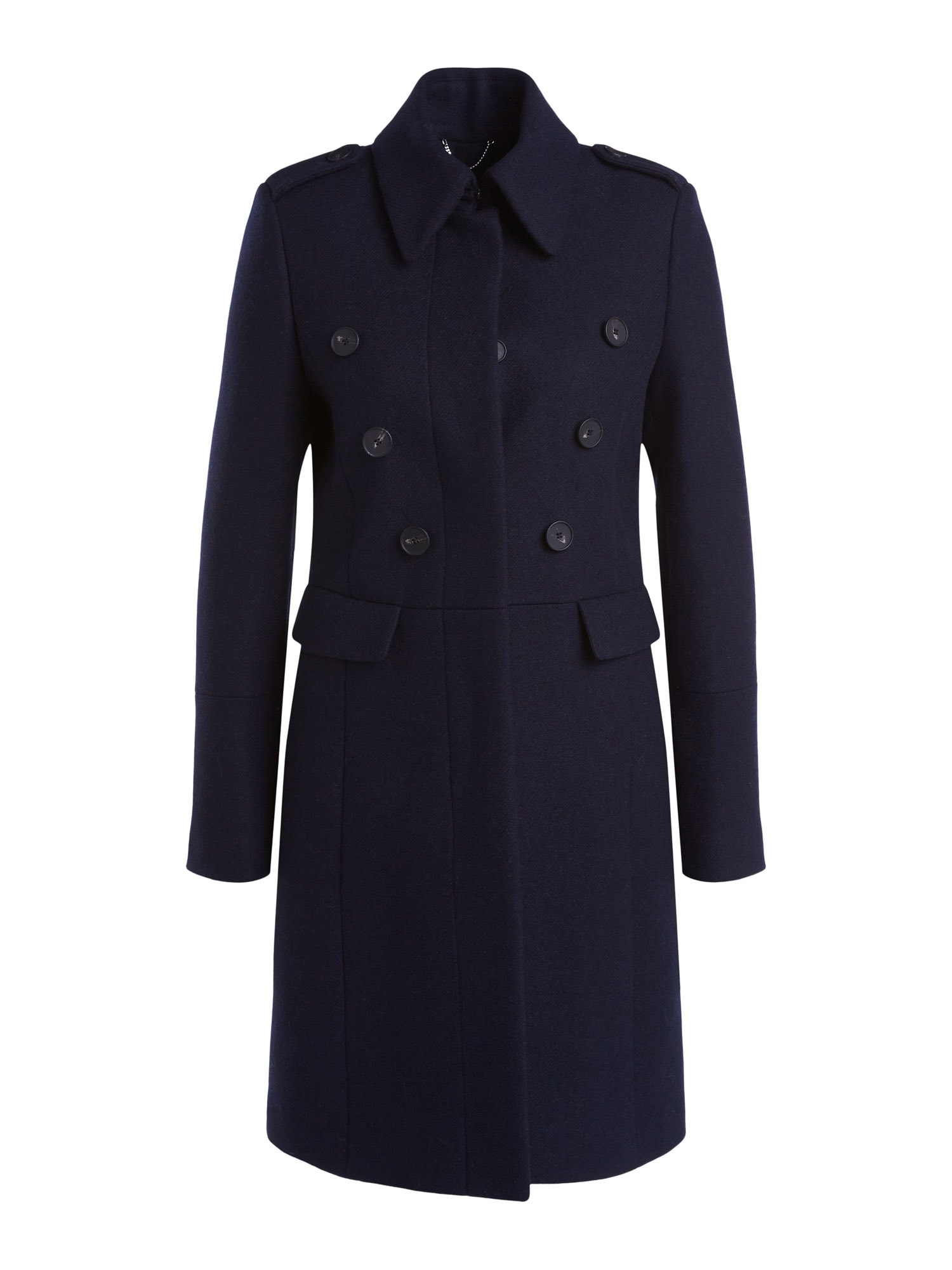 SET Demisezoninis paltas nakties mėlyna