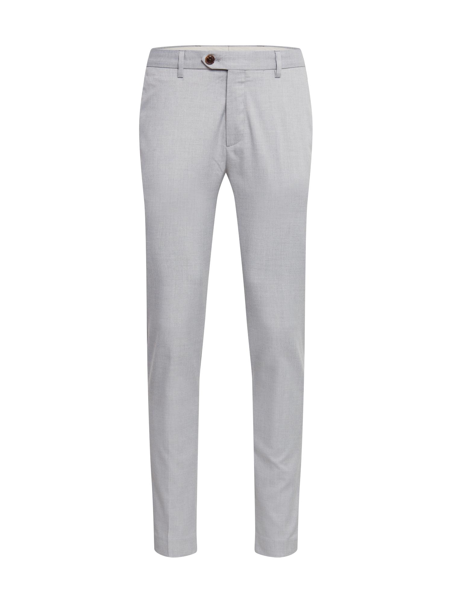 SCOTCH & SODA Chino kalhoty 'MOTT'  světle šedá