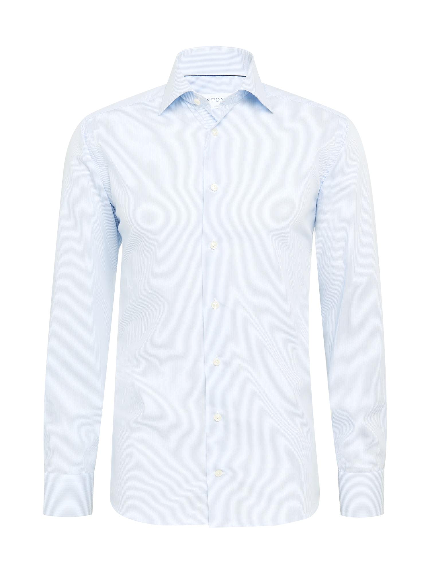 ETON Marškiniai šviesiai mėlyna