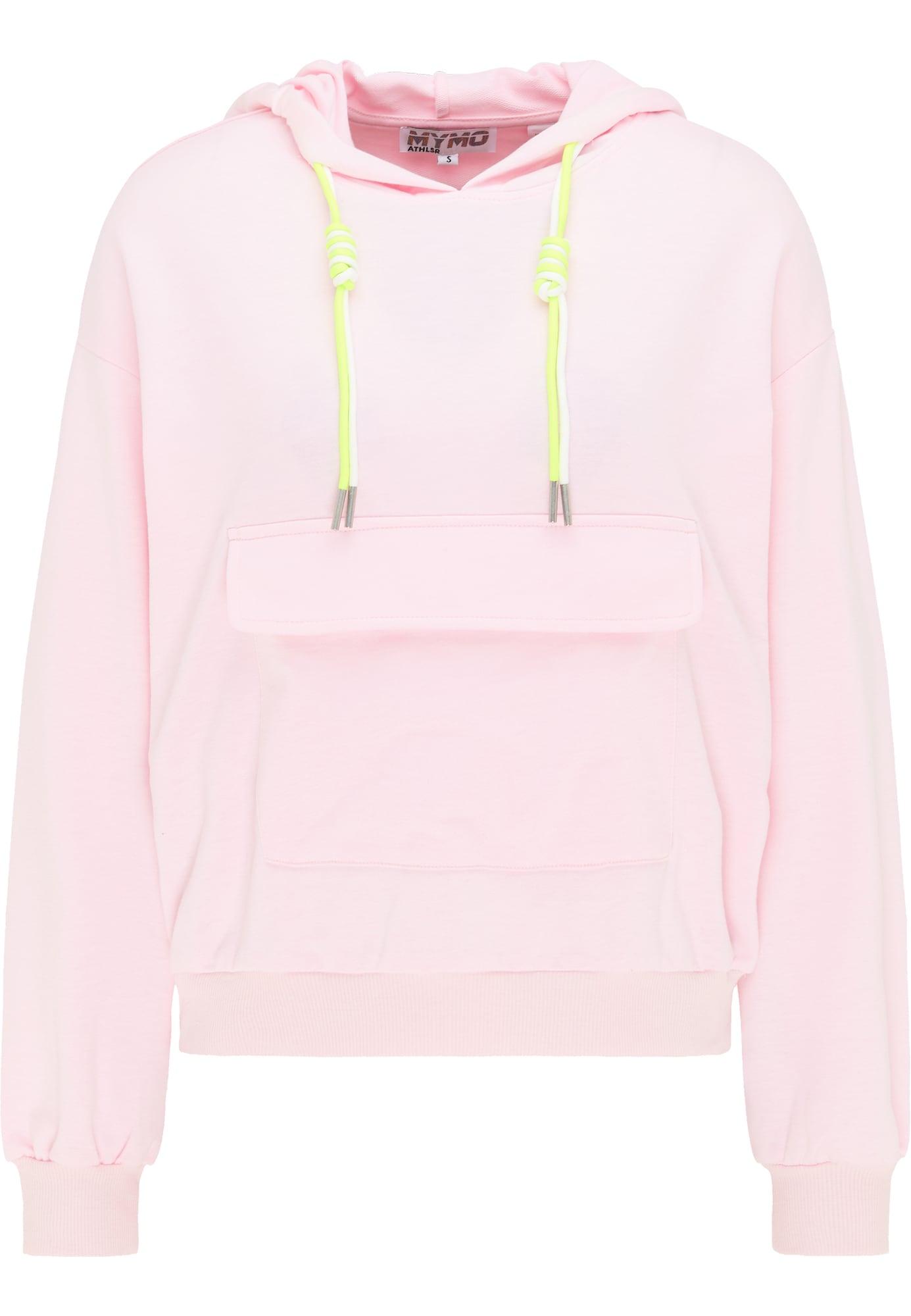 myMo ATHLSR Sportinio tipo megztinis šviesiai rožinė
