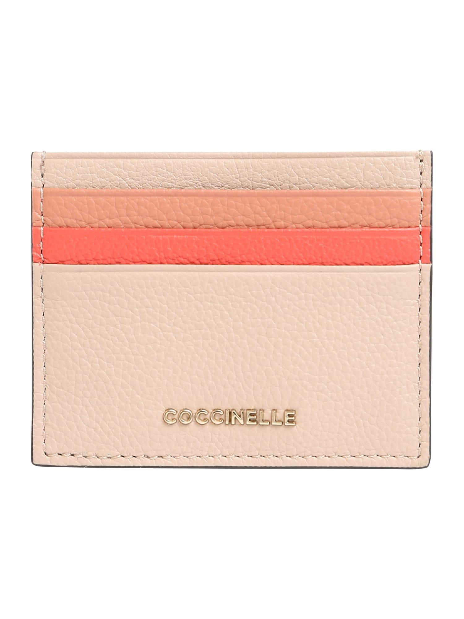 Coccinelle Dėklas rožių spalva / koralų splava / persikų spalva