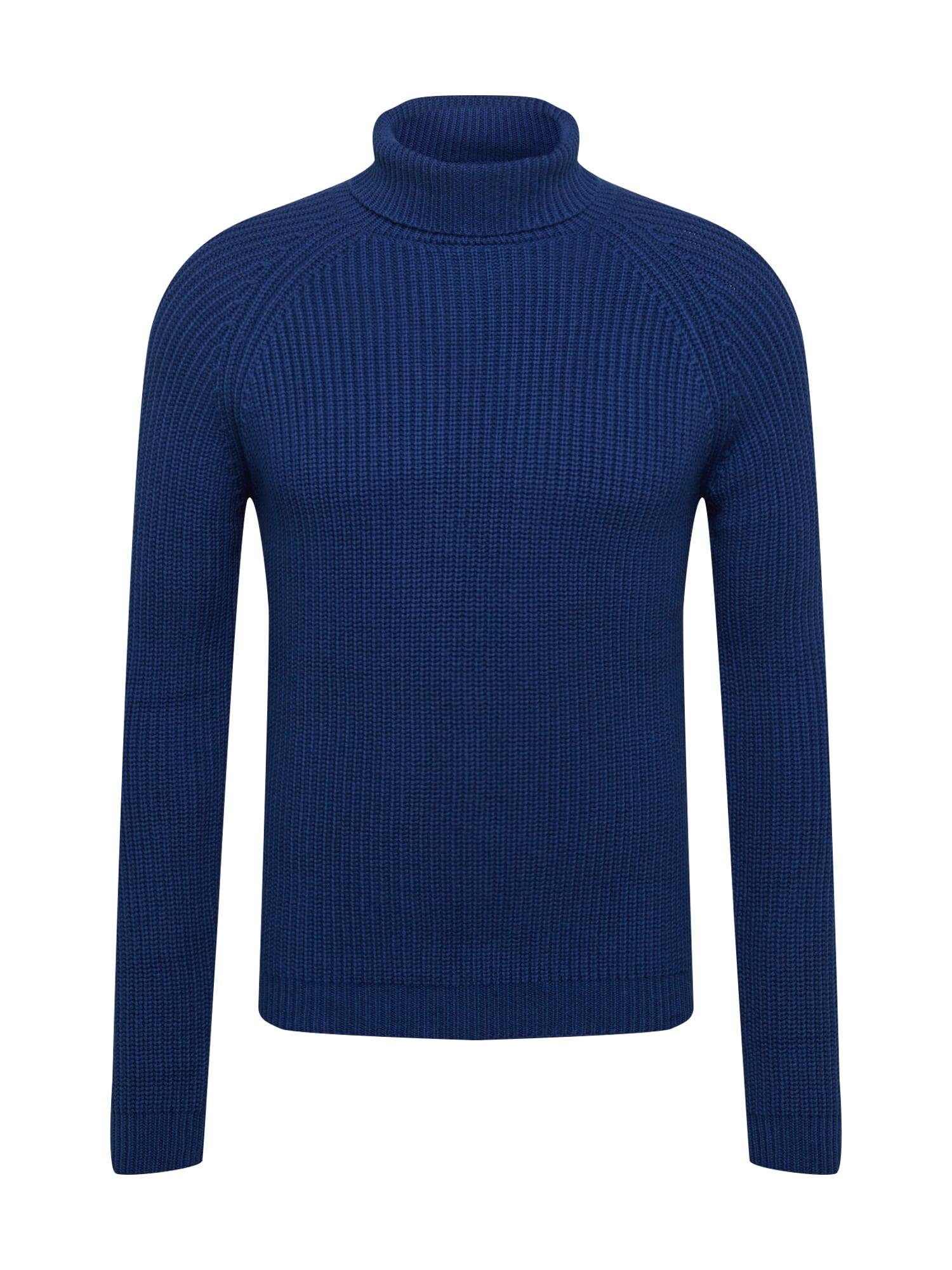 ANTONY MORATO Megztinis tamsiai mėlyna
