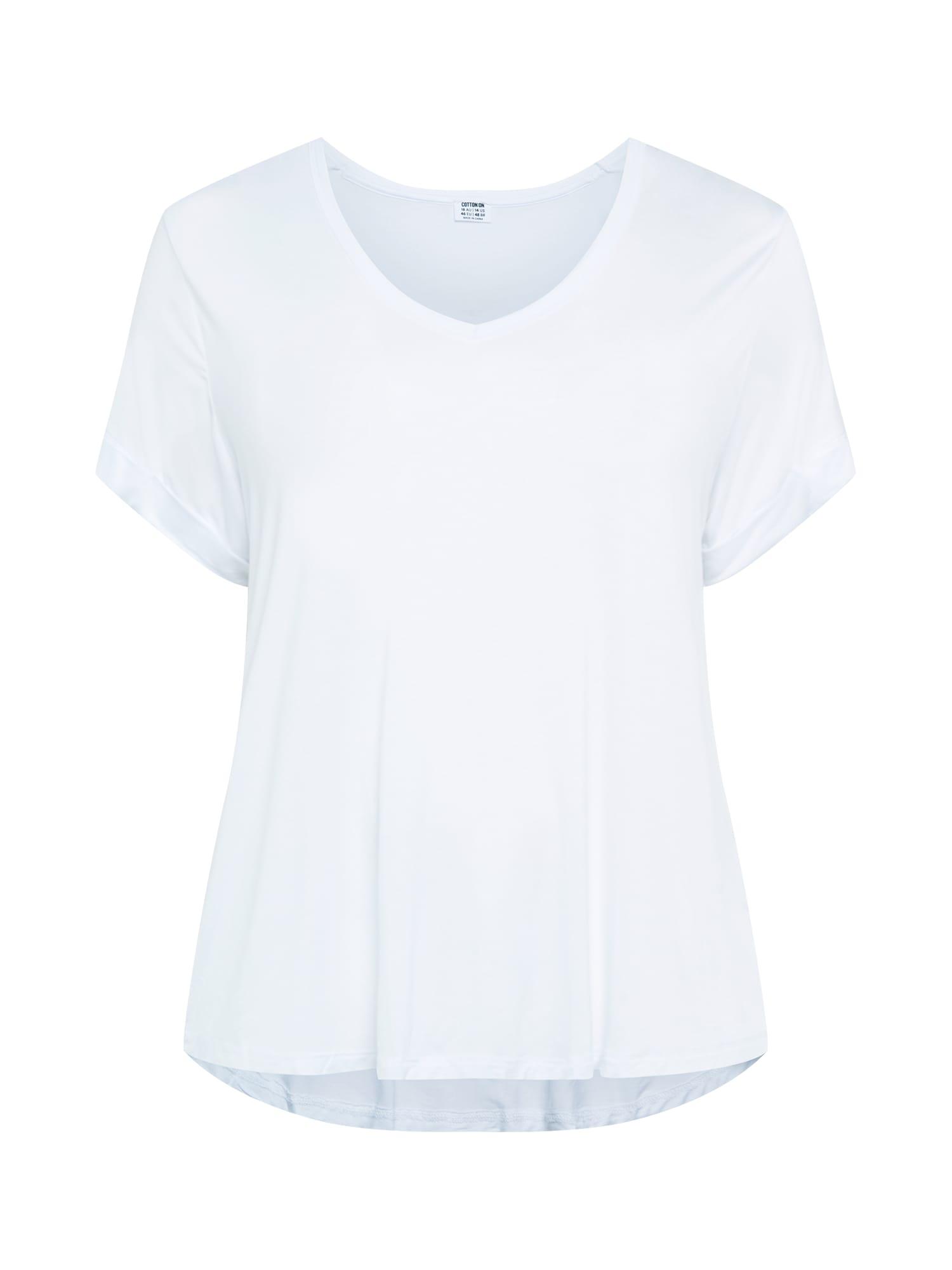 Cotton On Curve Marškinėliai