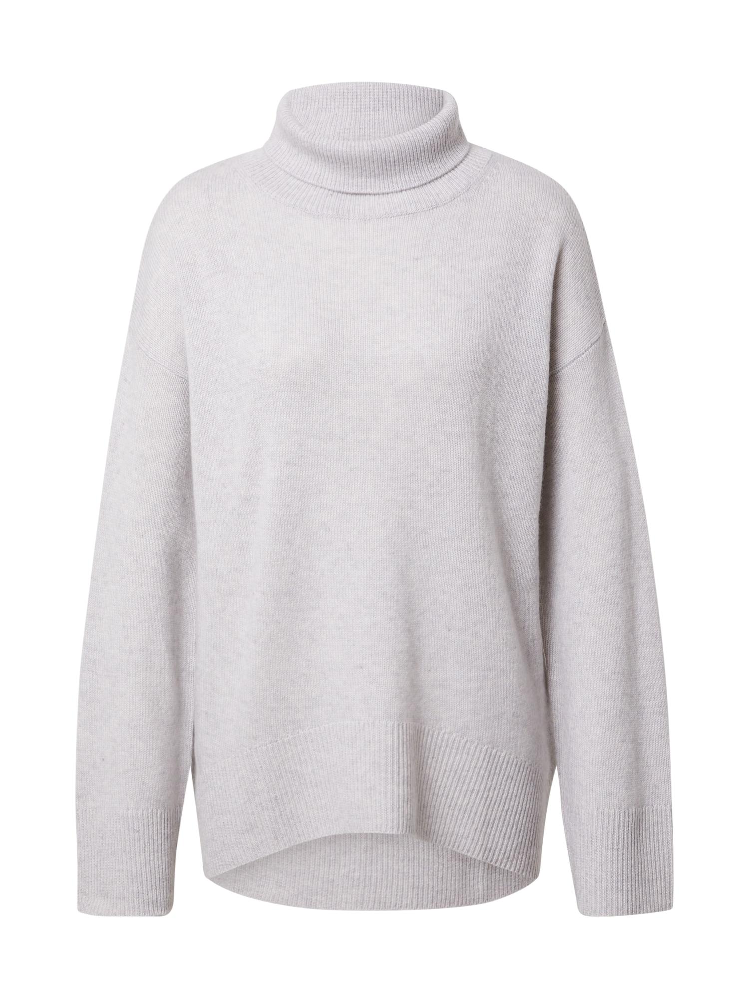 Pure Cashmere NYC Laisvas megztinis šviesiai pilka