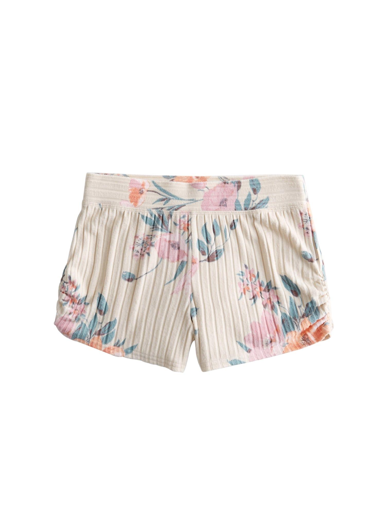 HOLLISTER Pyžamové kalhoty  béžová / mix barev