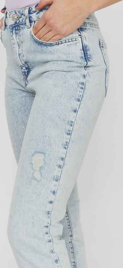 Noisy May Isabel Mom-Jeans mit hohem Bund