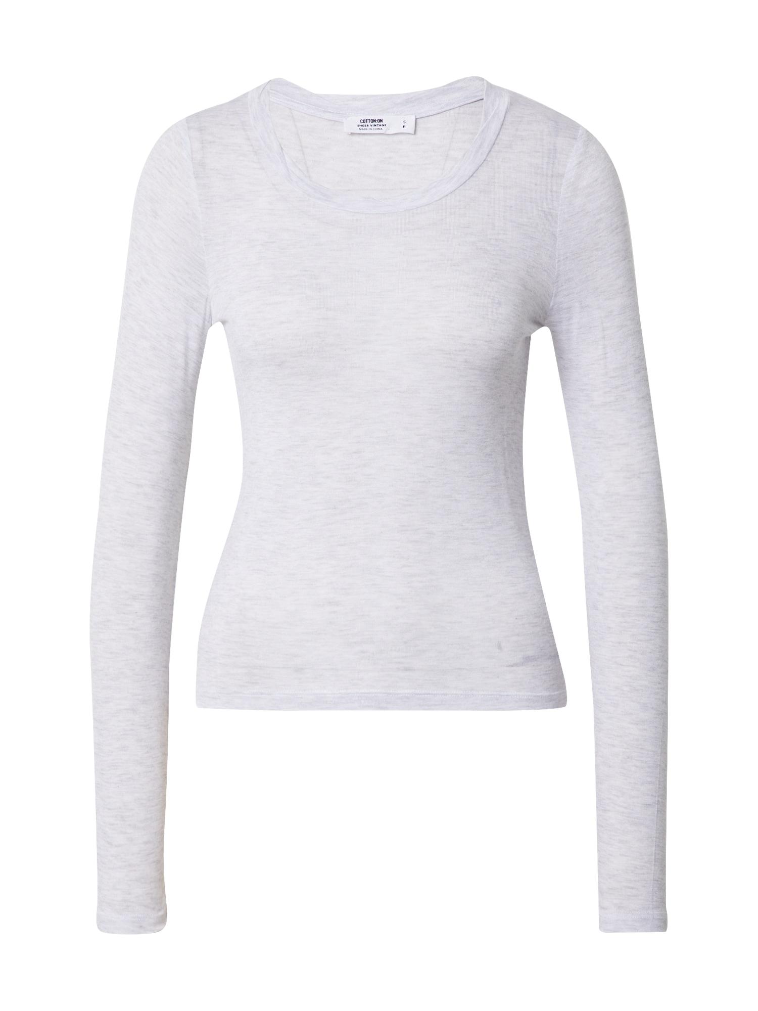 Cotton On Marškinėliai margai pilka