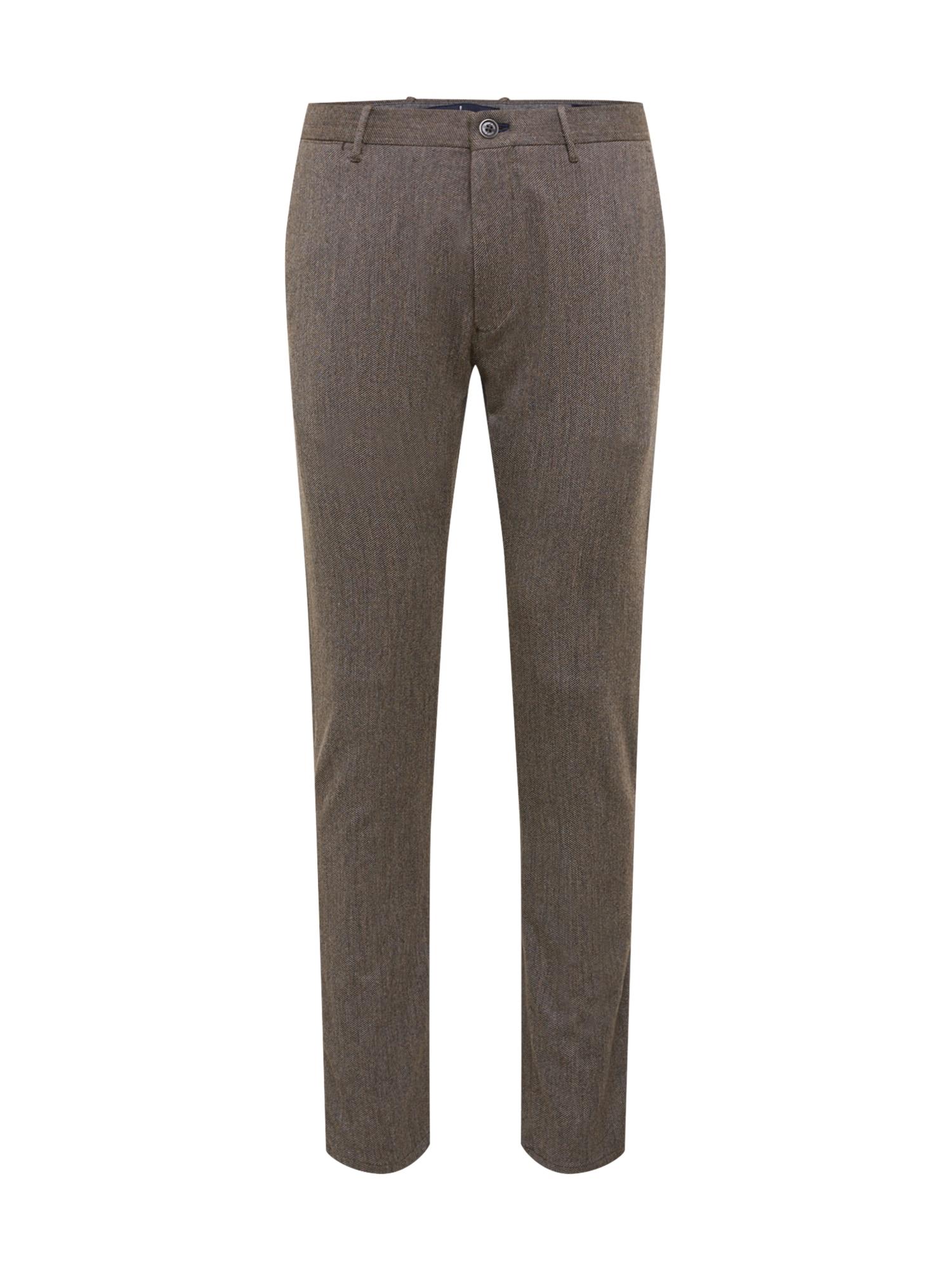 """JOOP! Jeans """"Chino"""" stiliaus kelnės ruda"""