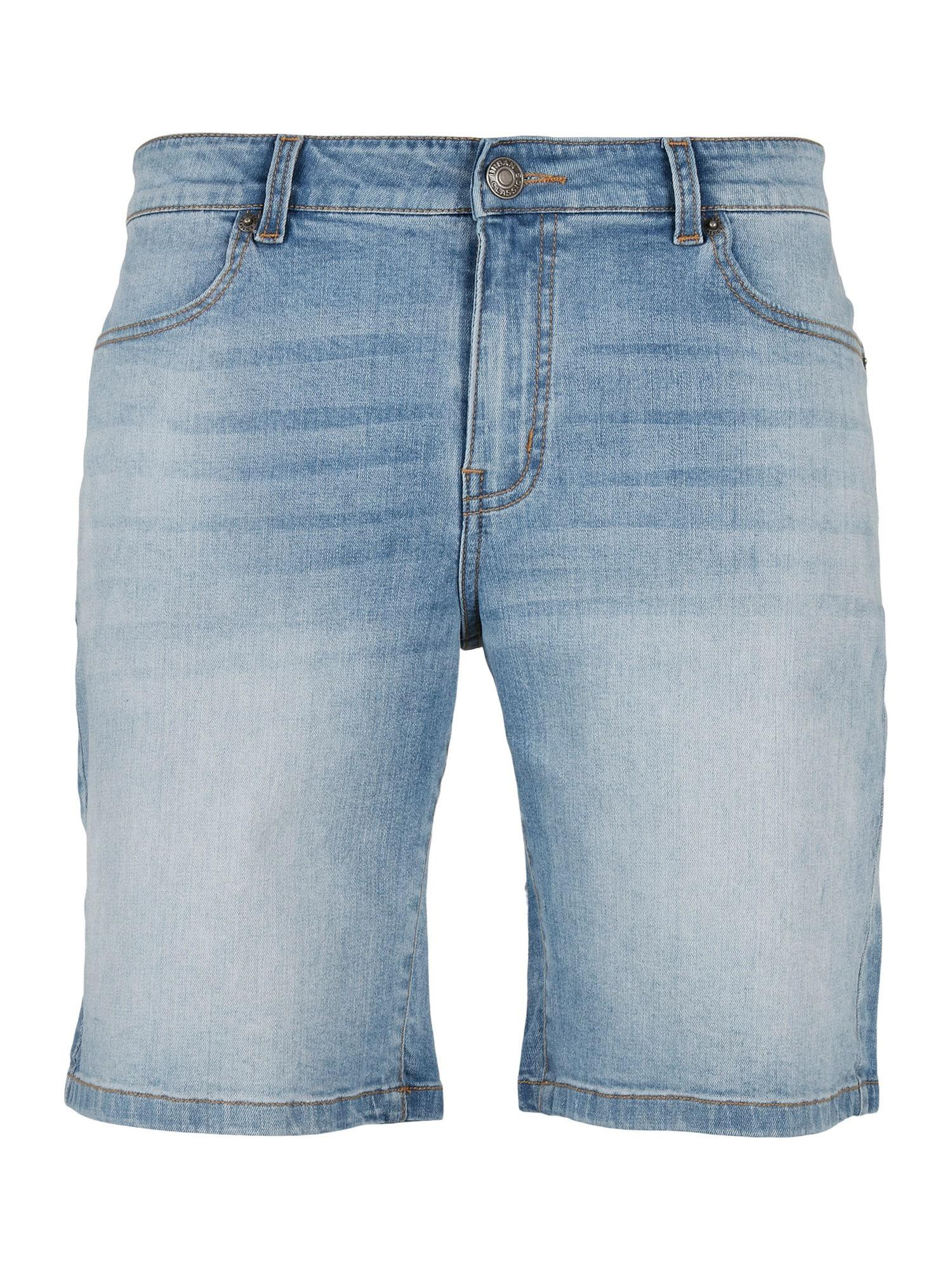 Urban Classics Big & Tall Džinsai tamsiai (džinso) mėlyna