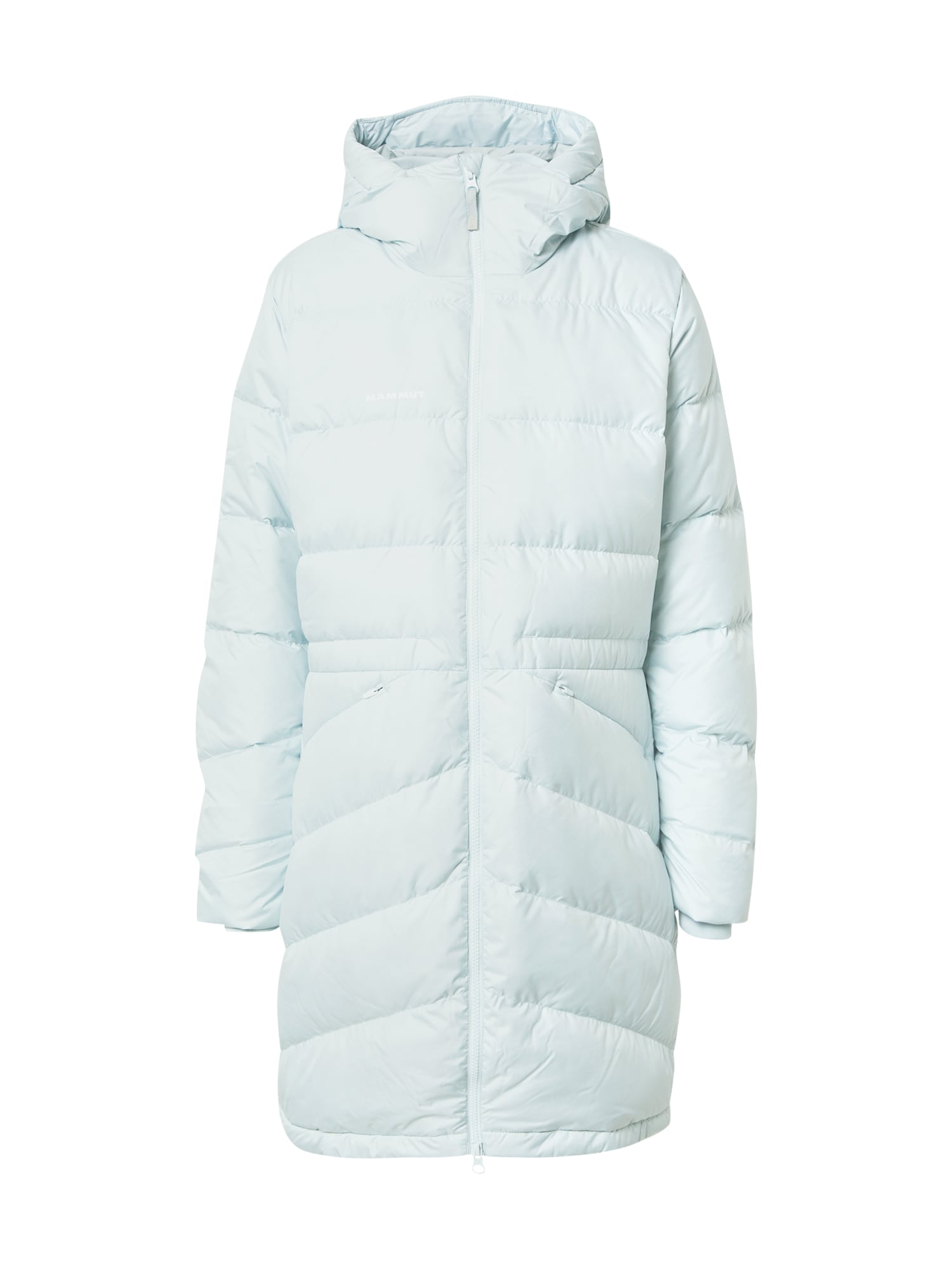 MAMMUT Laisvalaikio paltas šviesiai mėlyna