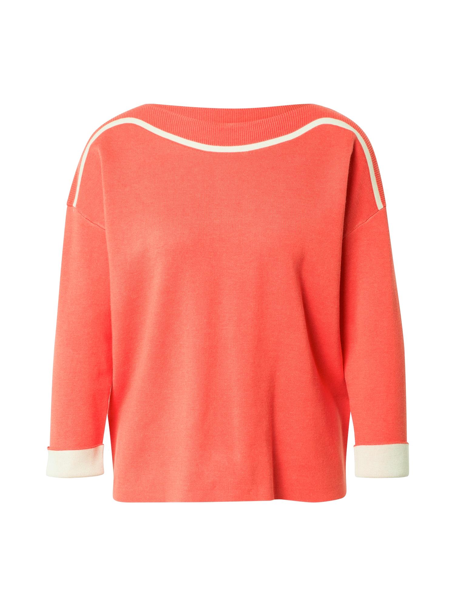 COMMA Megztinis raudona