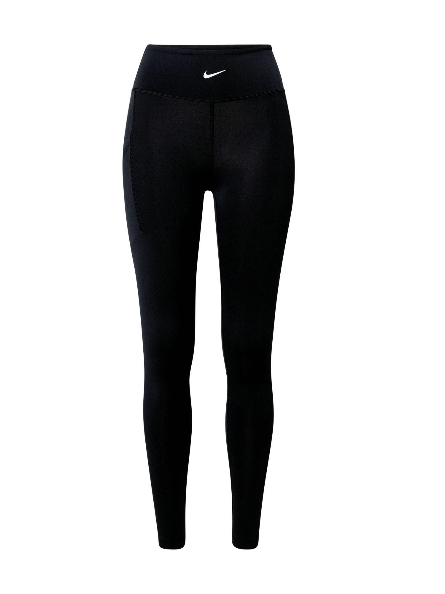 NIKE Sportovní kalhoty 'Pro Luxe'  černá