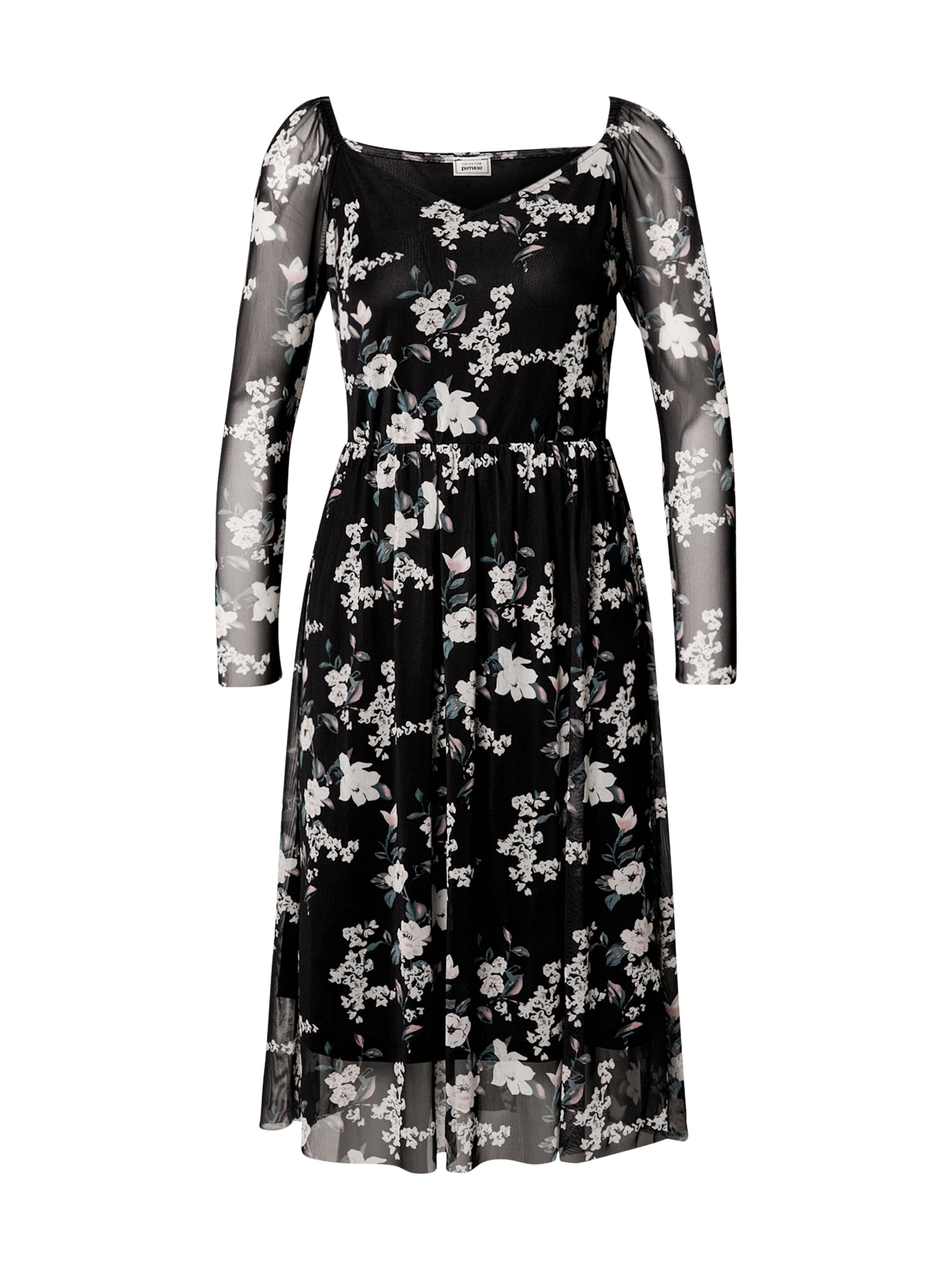 Pimkie Šaty 'D-Opiaf'  černá / mix barev