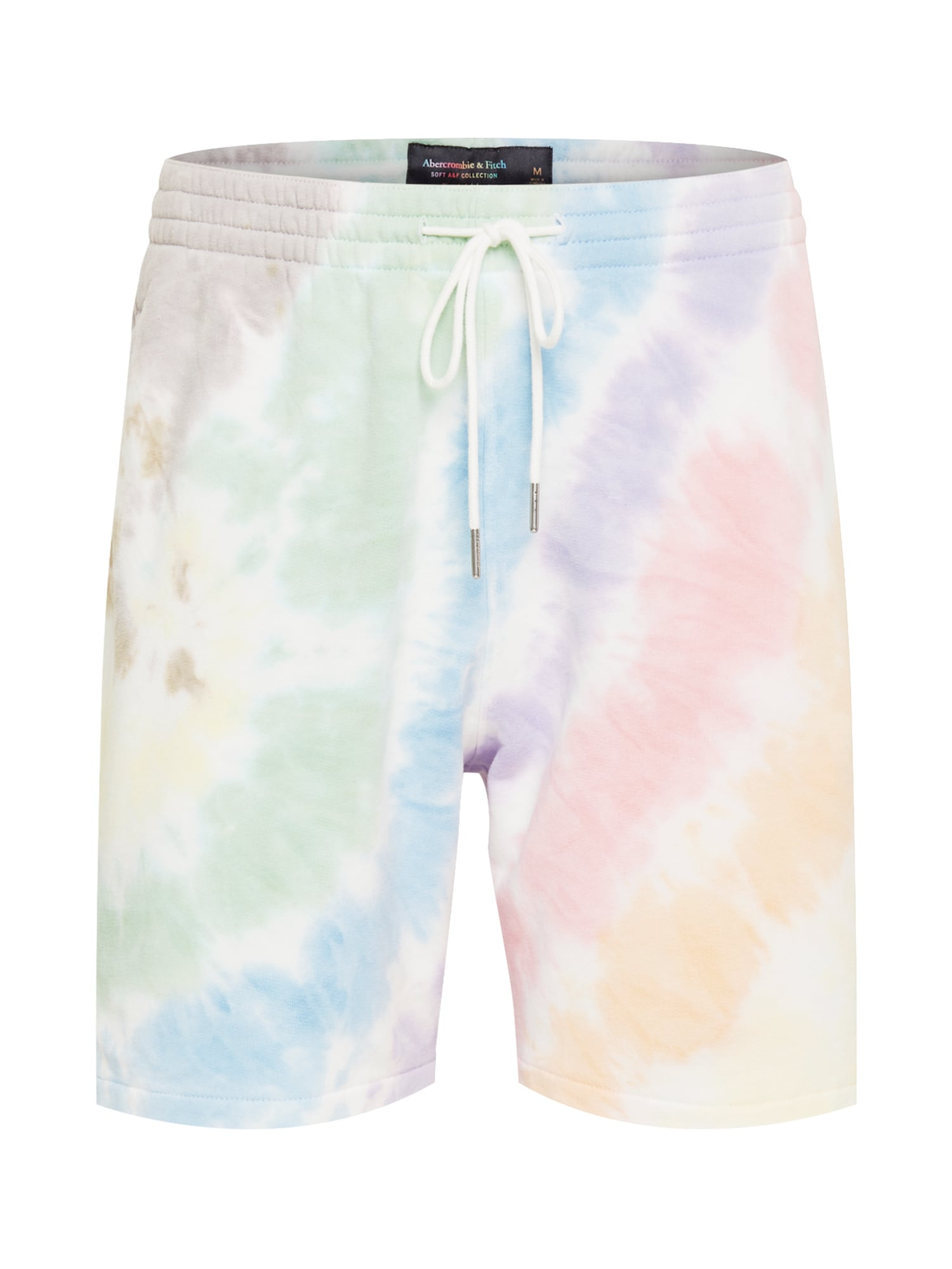 Abercrombie & Fitch Kelnės balta / mišrios spalvos