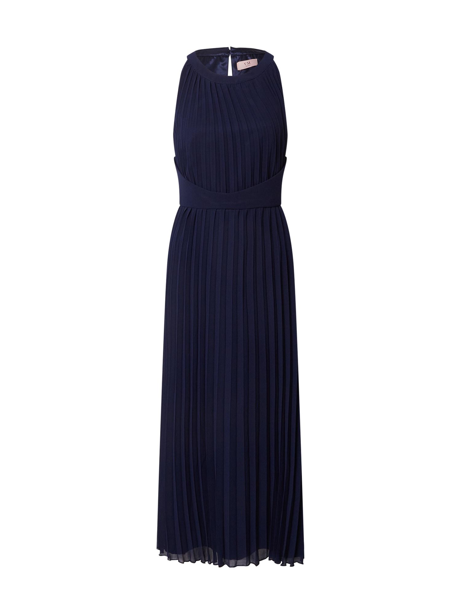 VM Vera Mont Kokteilinė suknelė tamsiai mėlyna