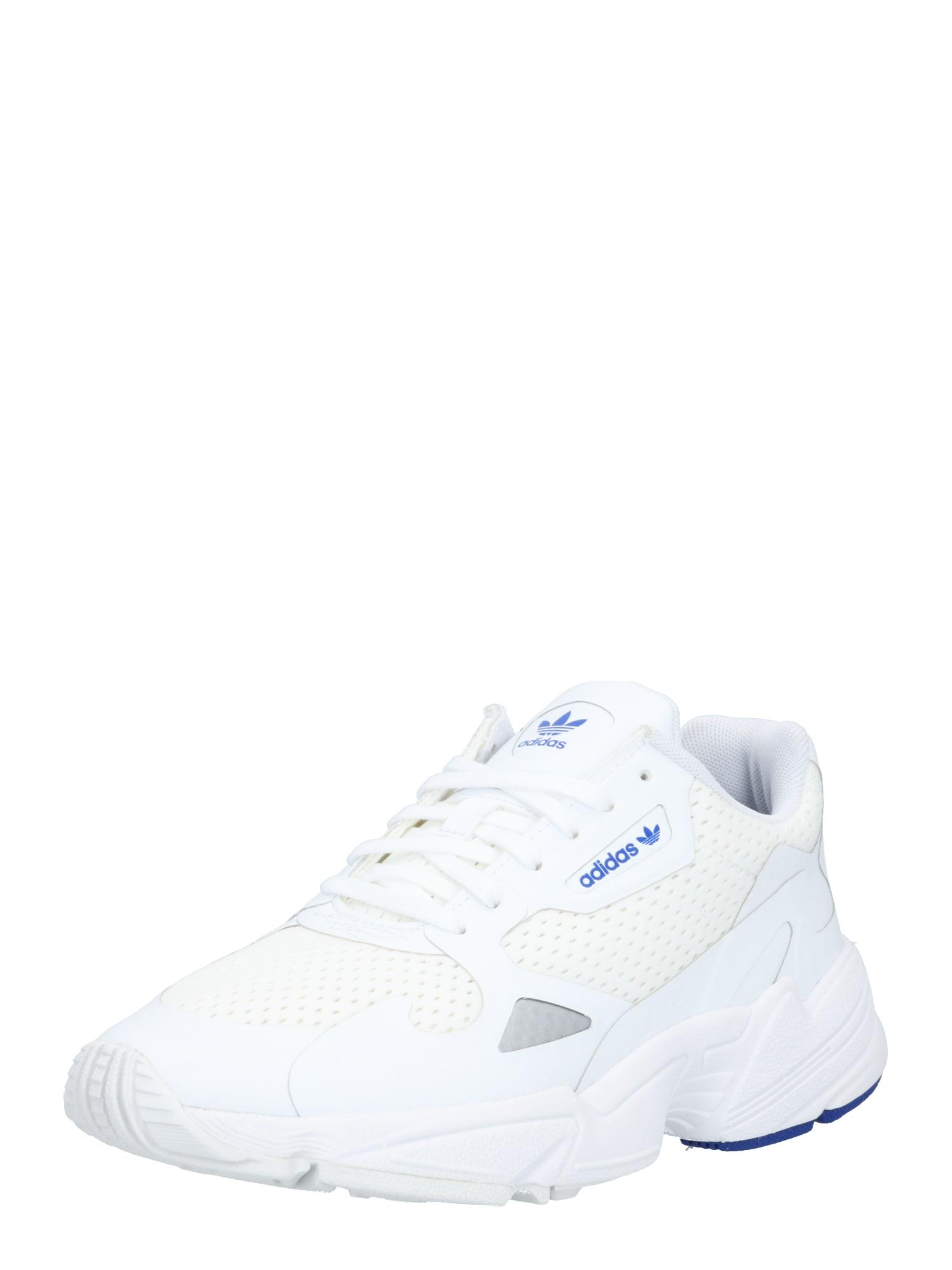 ADIDAS ORIGINALS Tenisky 'Falcon'  modrá / bílá