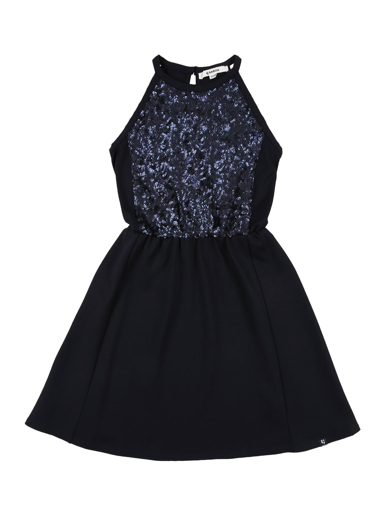 GARCIA Suknelė tamsiai mėlyna