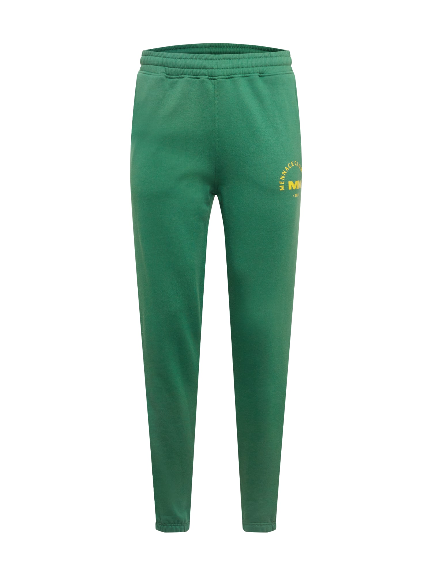Mennace Kelnės žolės žalia / geltona